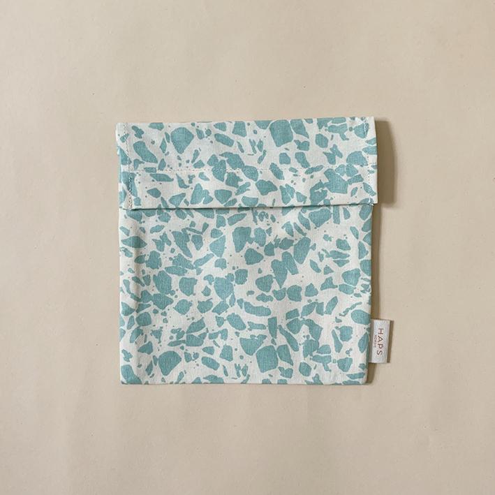 Haps Sandwich bag Matpakkepose -Terrazzo Sky-