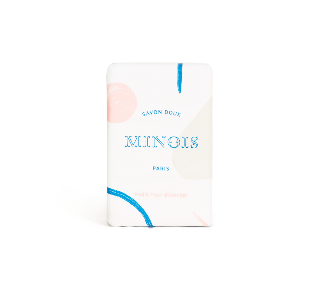 Minois Paris Gentle soap