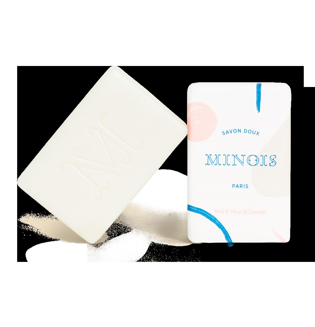 Minois Paris Gentle soap