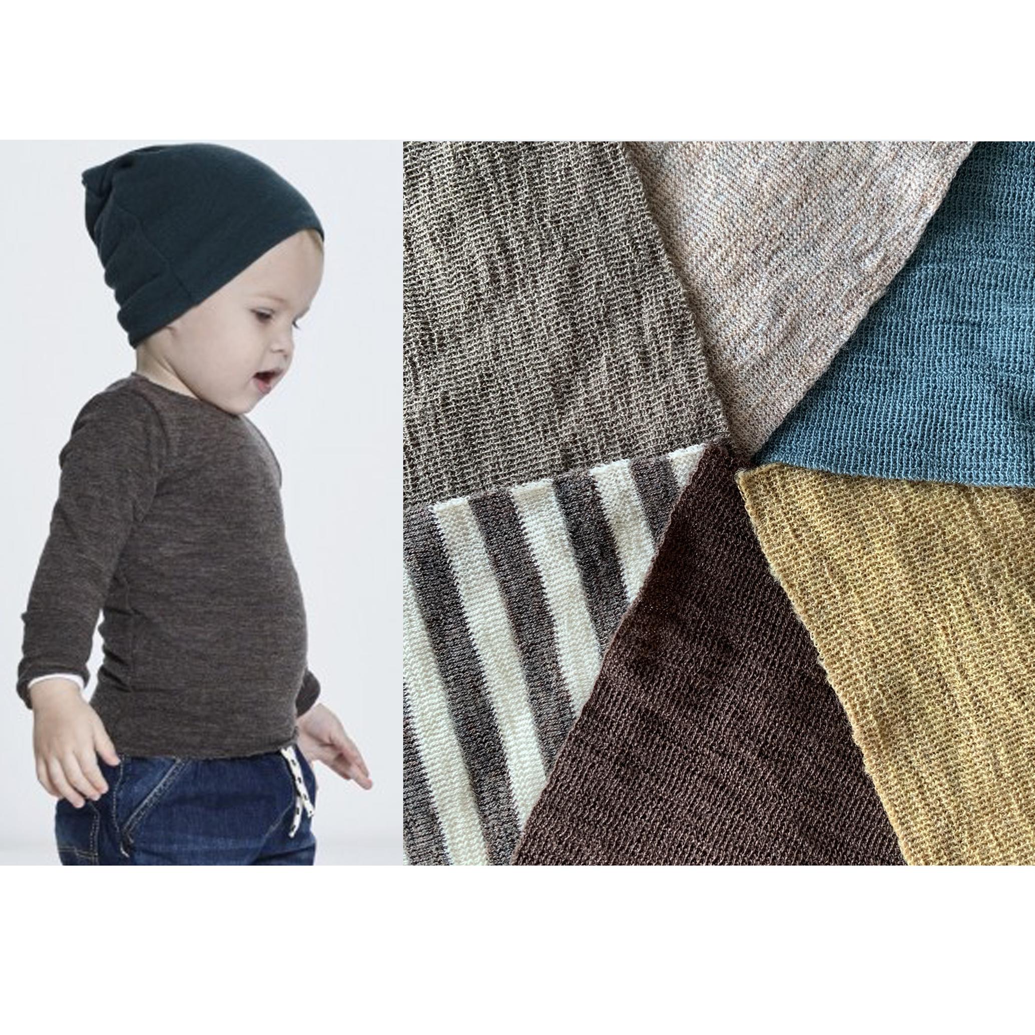 Wooly Merinoull trøye