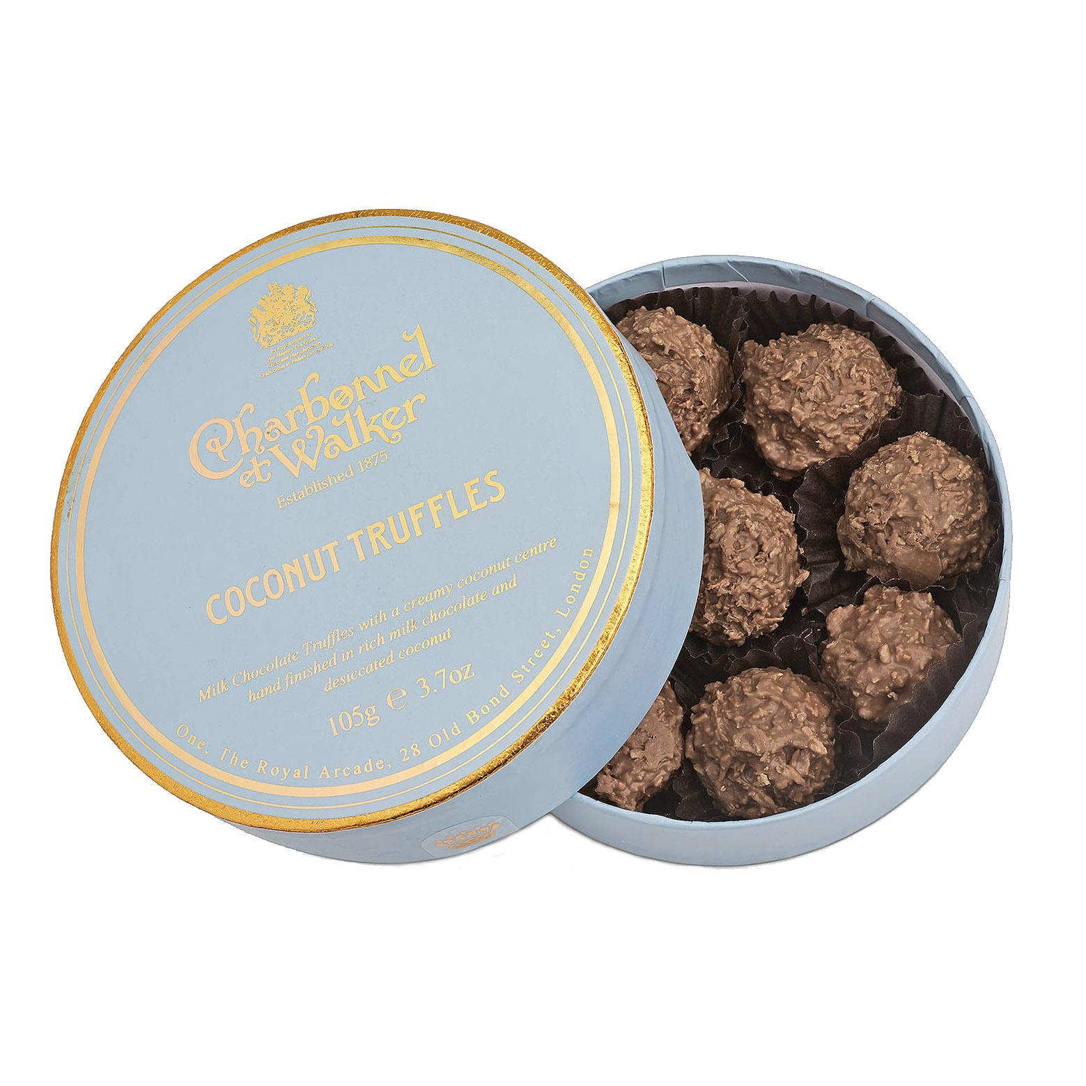 Charbonel et Walker - Coconut truffles -