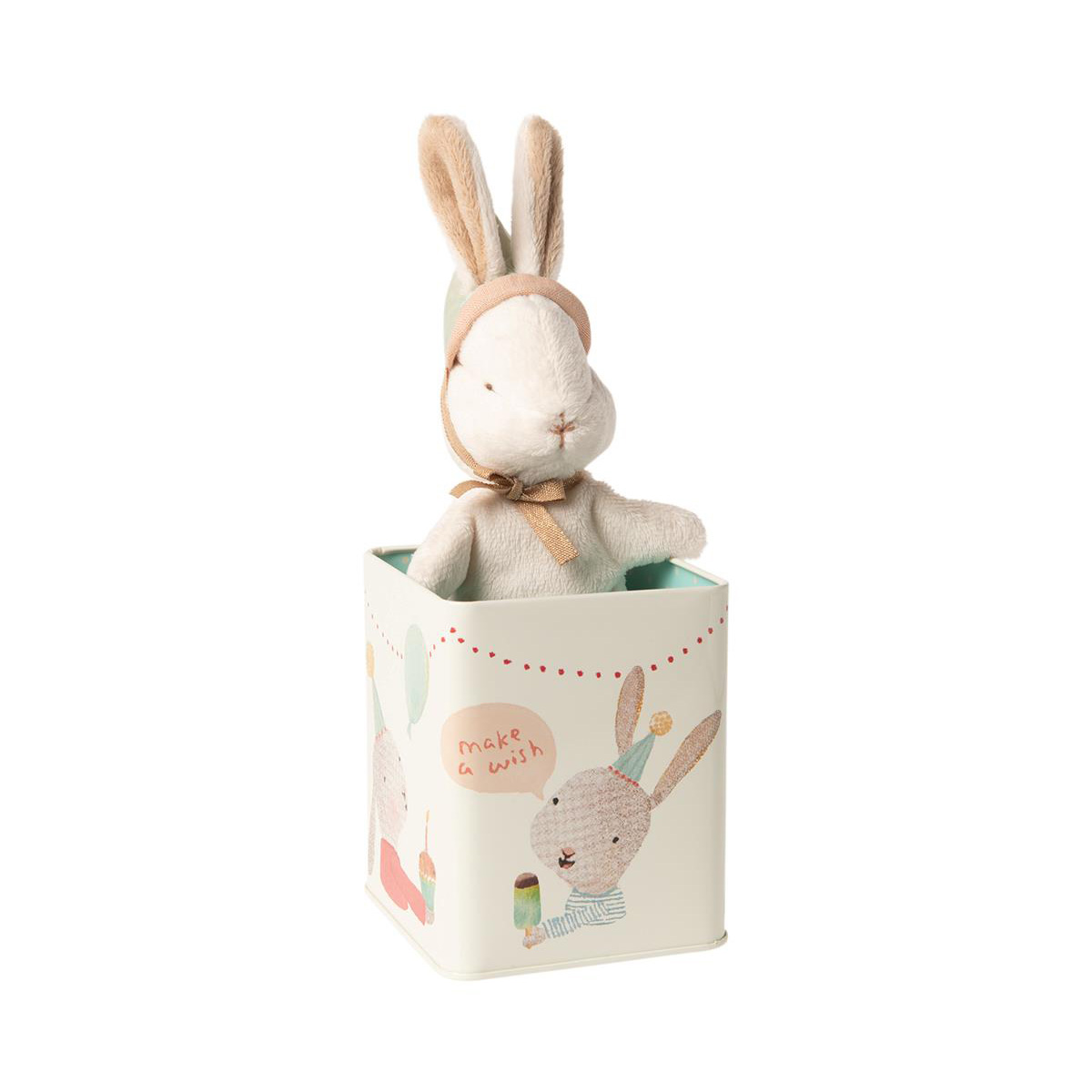 MAileg Happy day Bunny in box, small