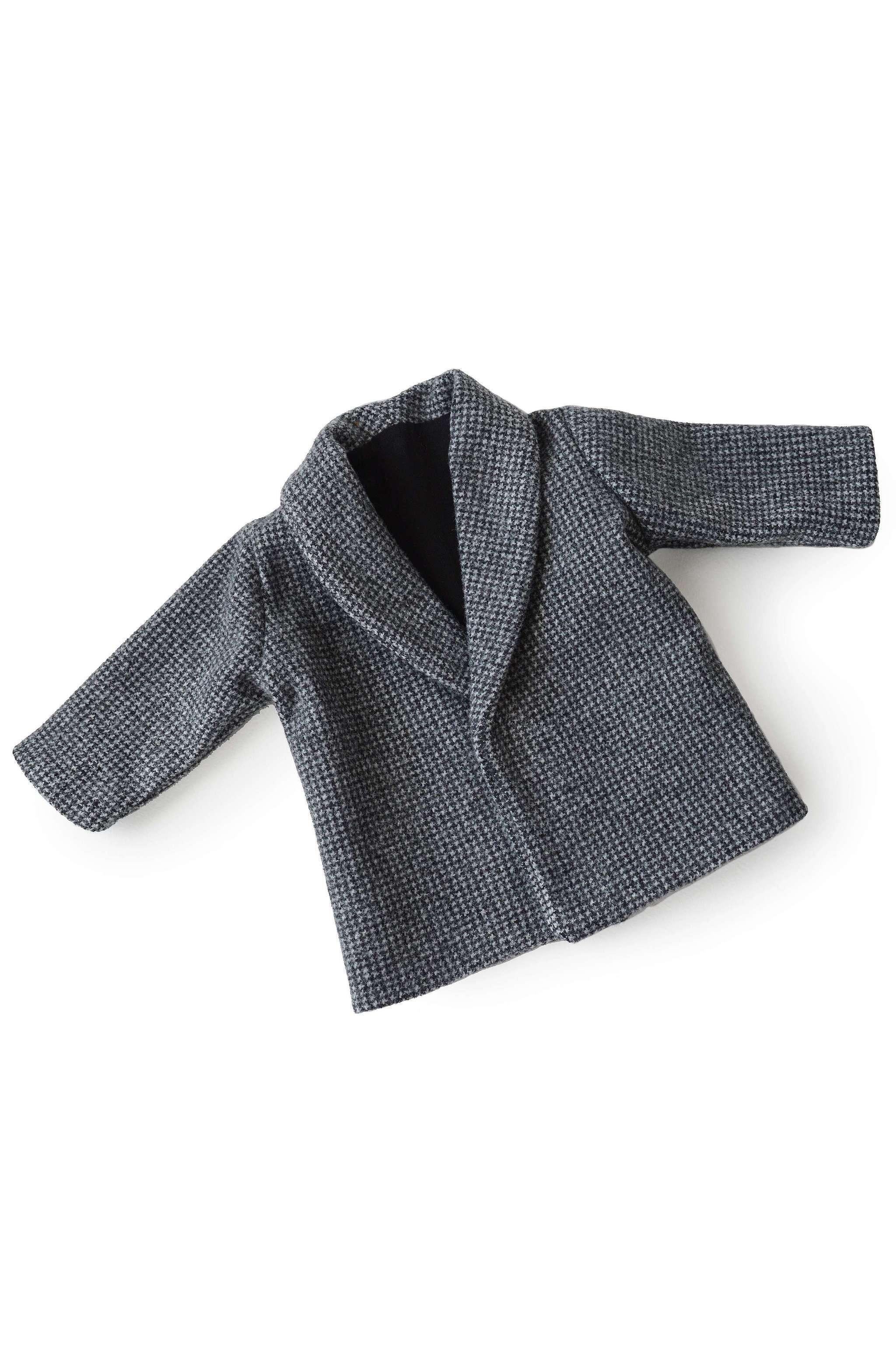 Andrews coat (Philomena Kloss bamse)