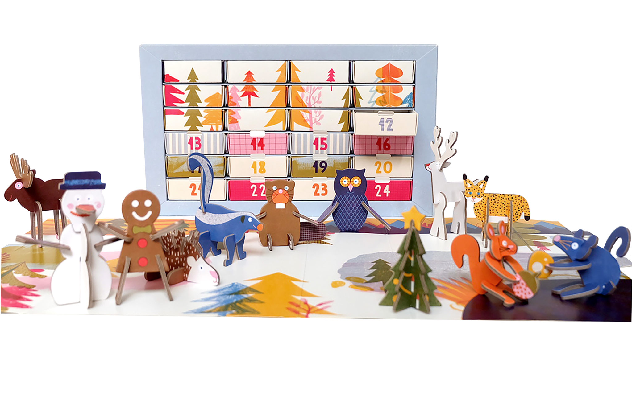 PLAY IN CHOC Julekalender