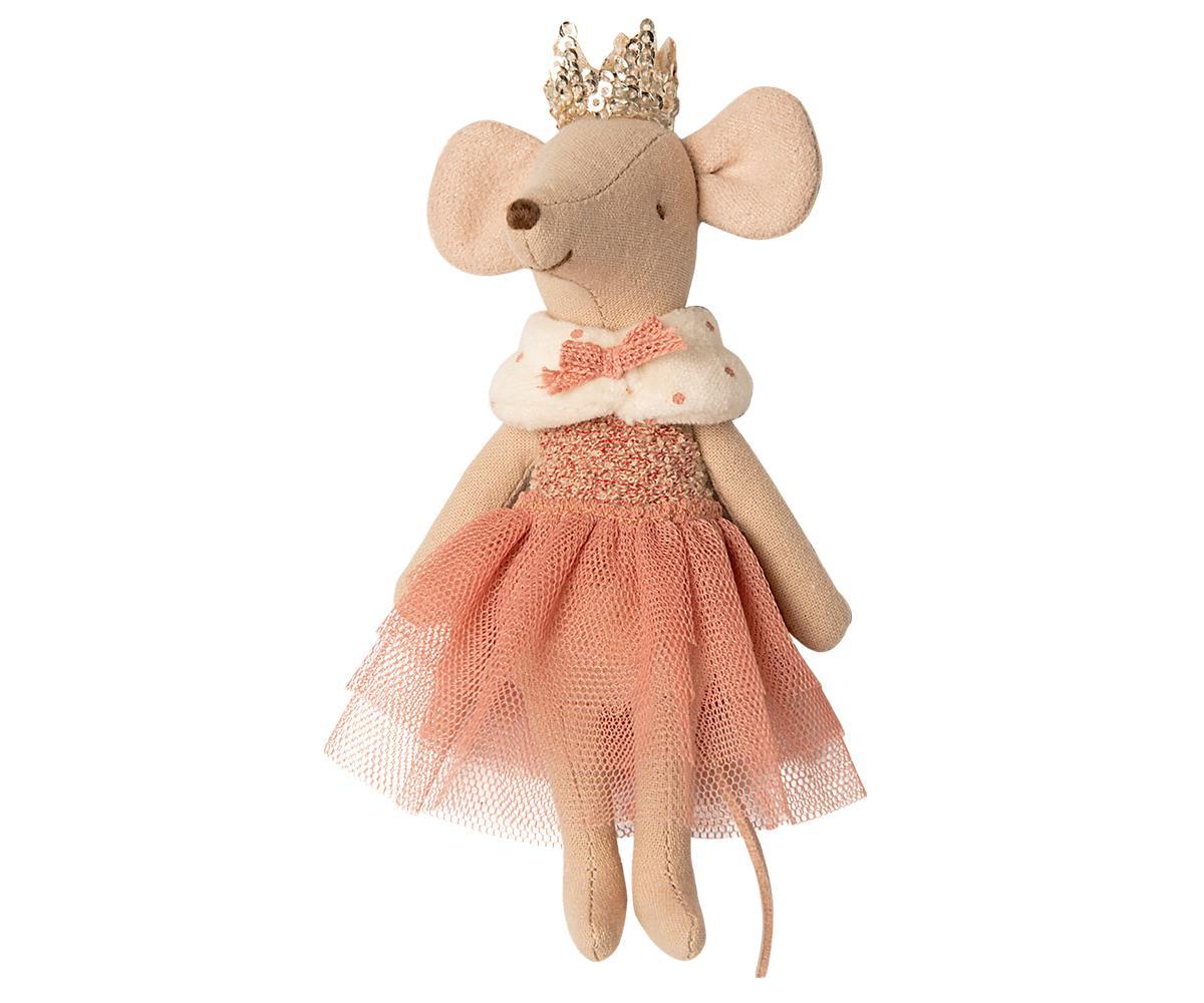 MAILEG Mus - Prinsesse -