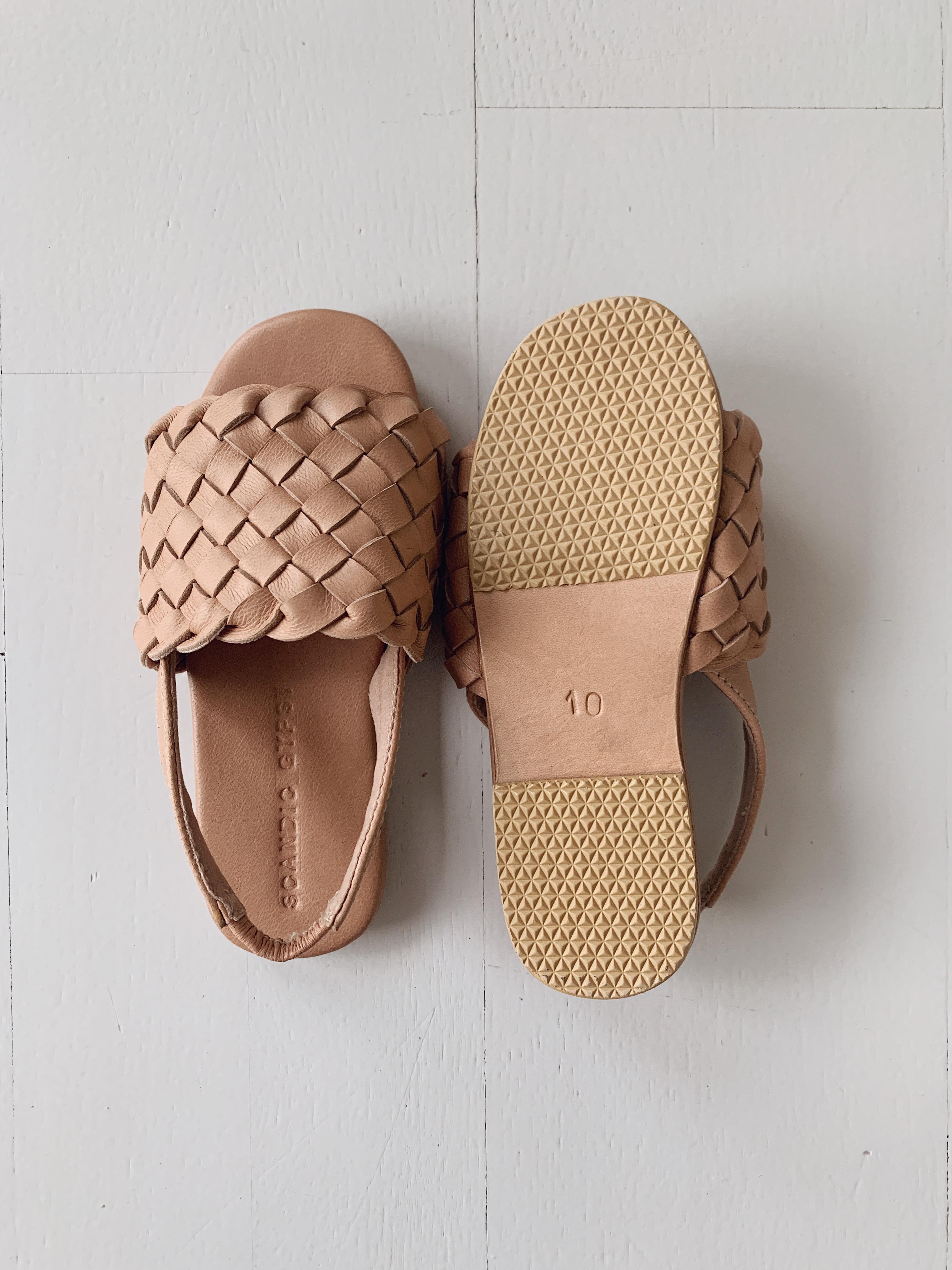 Scandic Gypsy Sandal - Nudie -