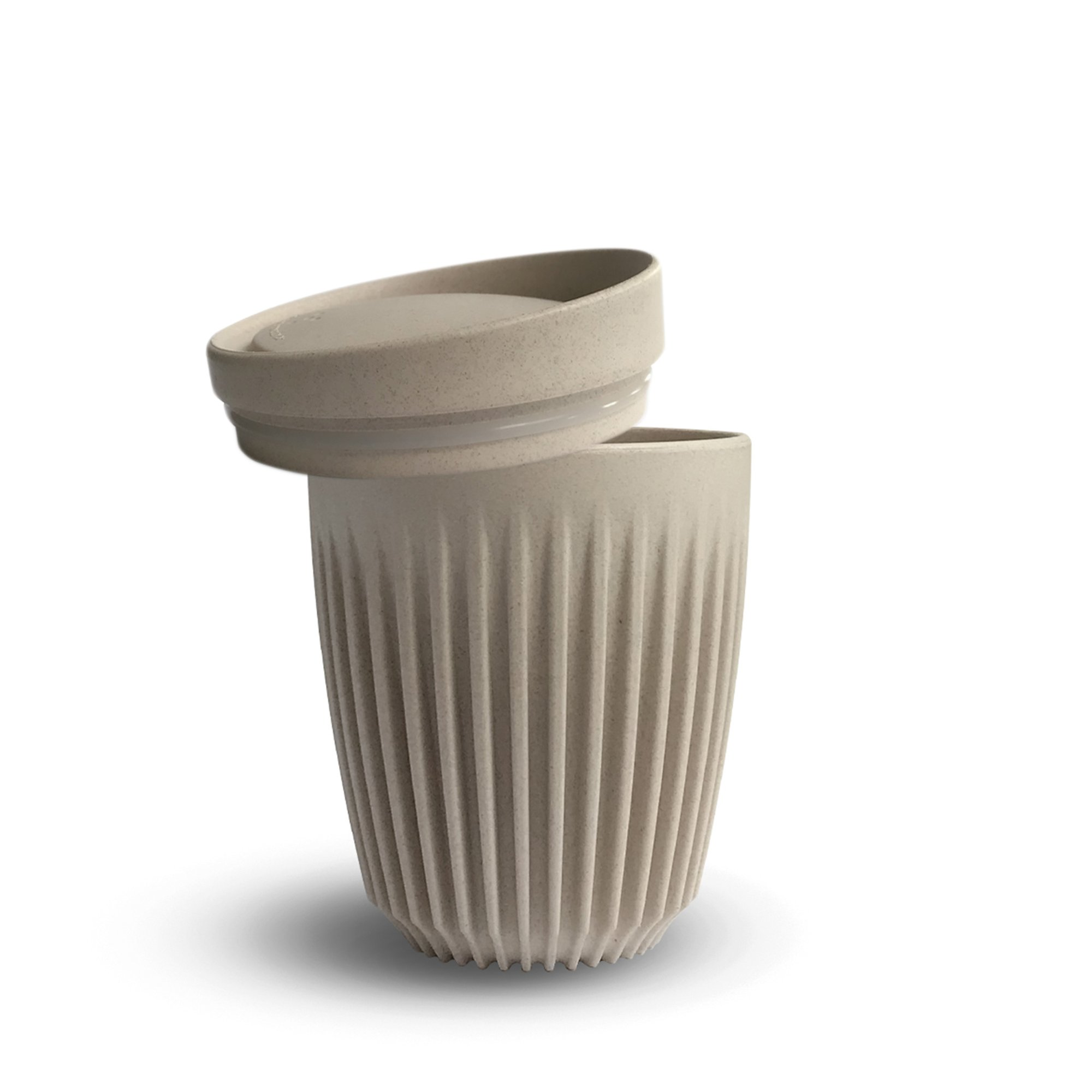 HUSKEE Kopp med lokk - Medium -