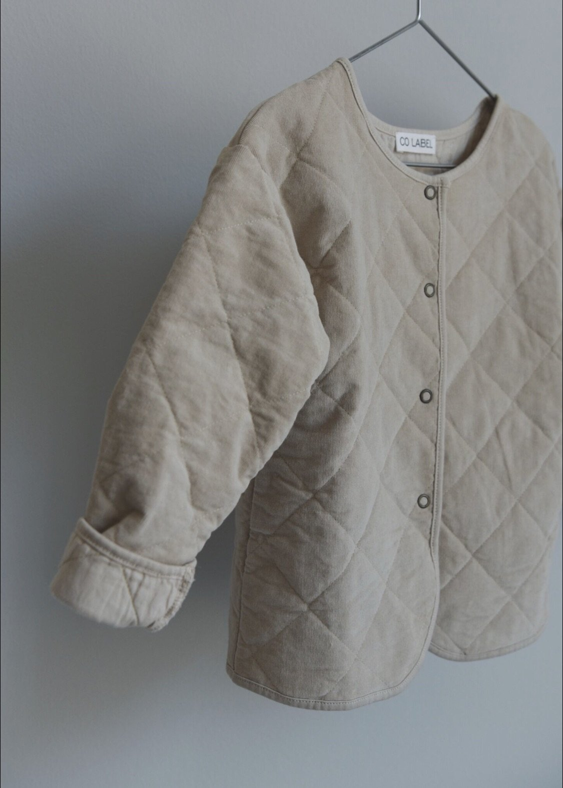 CO LABEL Charlie Corduroy jacket - sand -