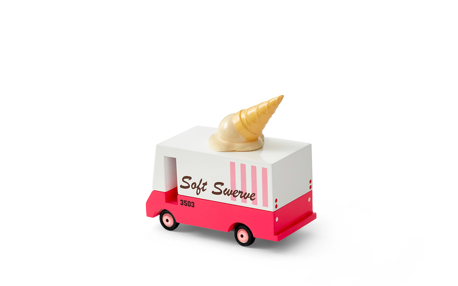 CANDYLAB Candy van - Ice cream van -