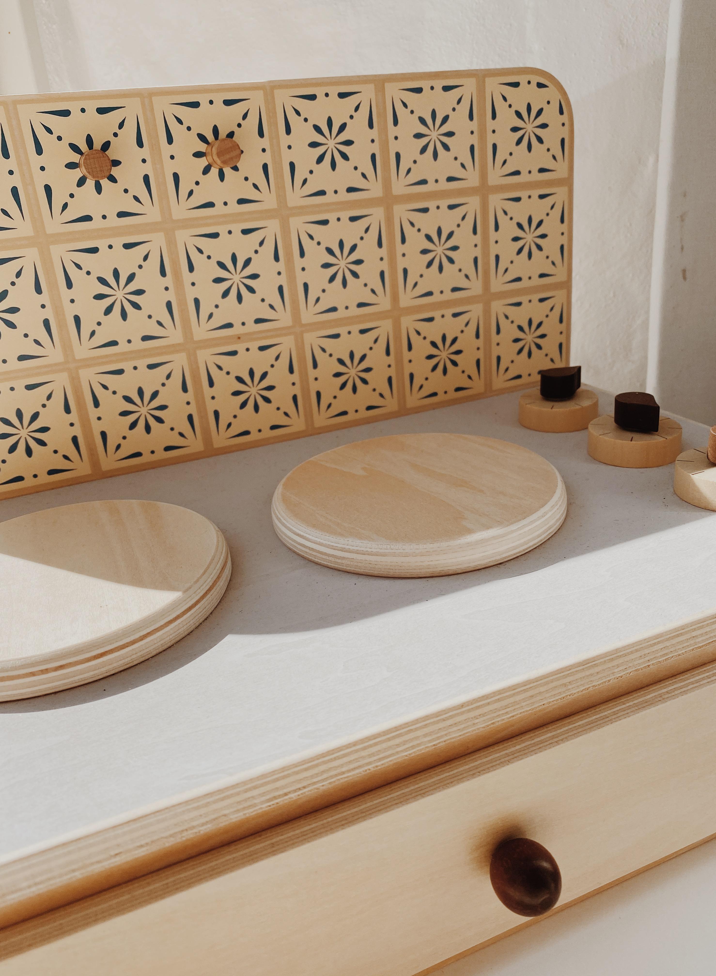 KONGES SLØJD Wooden table kitchen