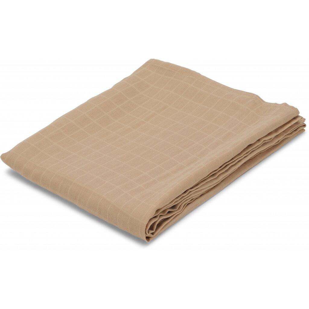Konges Sløjd Muslin cloth - Sand -