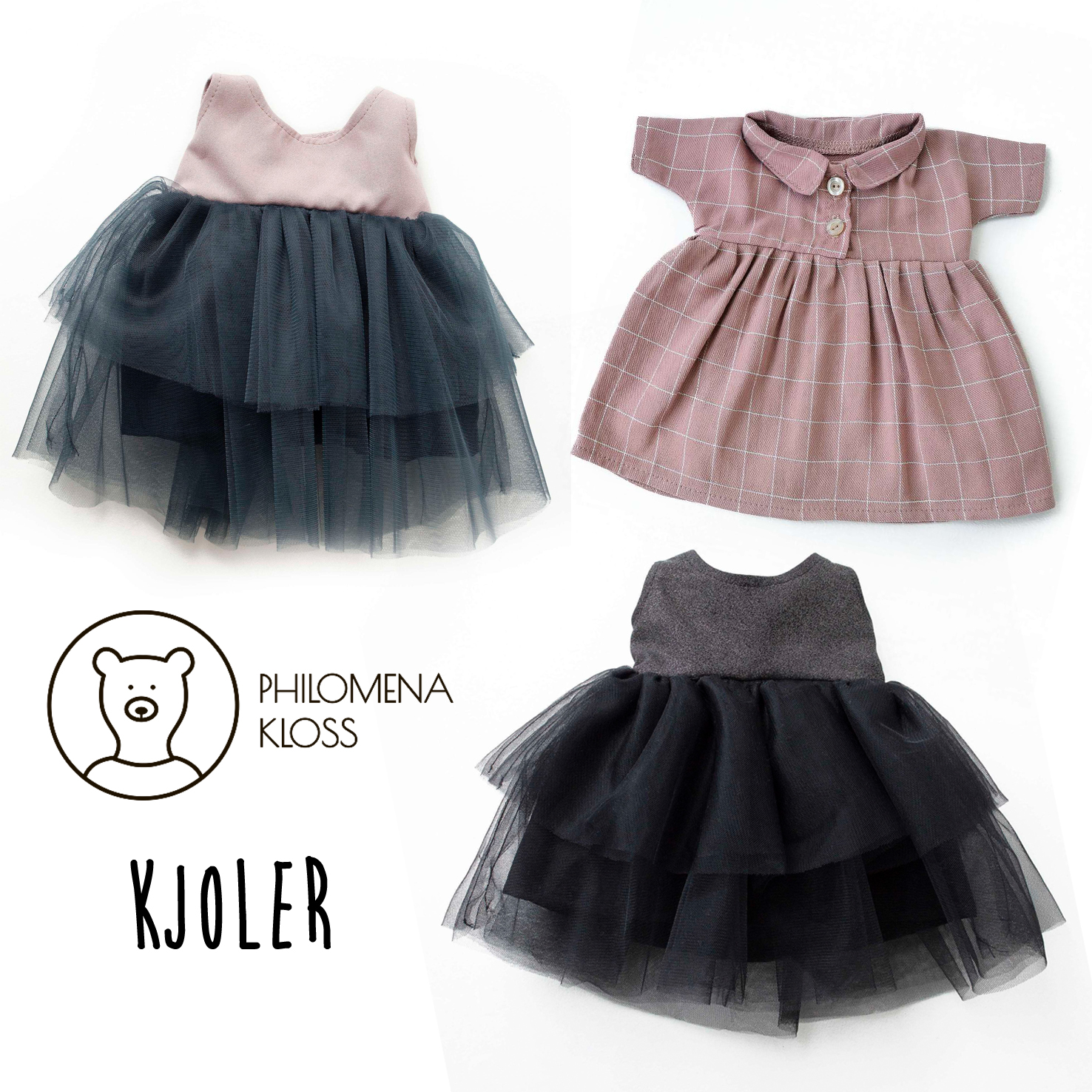 Philomena Kloss klær - kjoler -