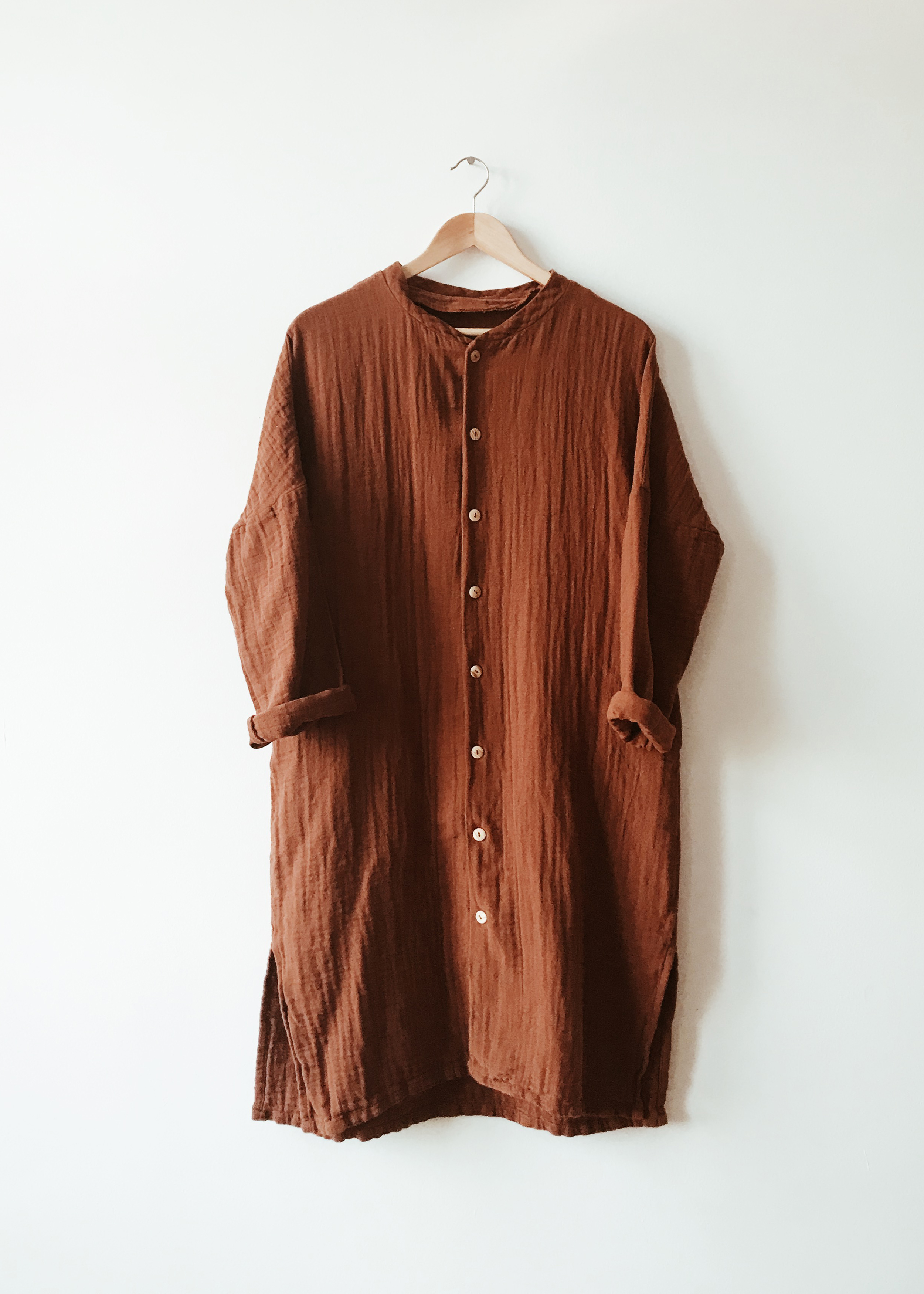 MONKIND Dust long shirt
