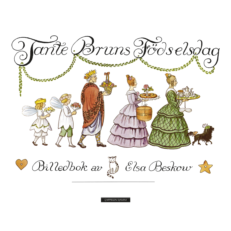 Elsa Beskow Tante Bruns fødselsdag
