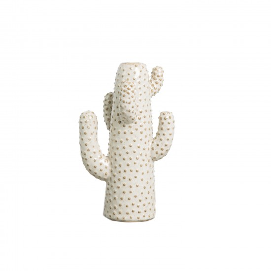 By On Cactus lysestake & vase