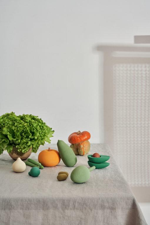 Raduga Grez Vegetables Vol 2