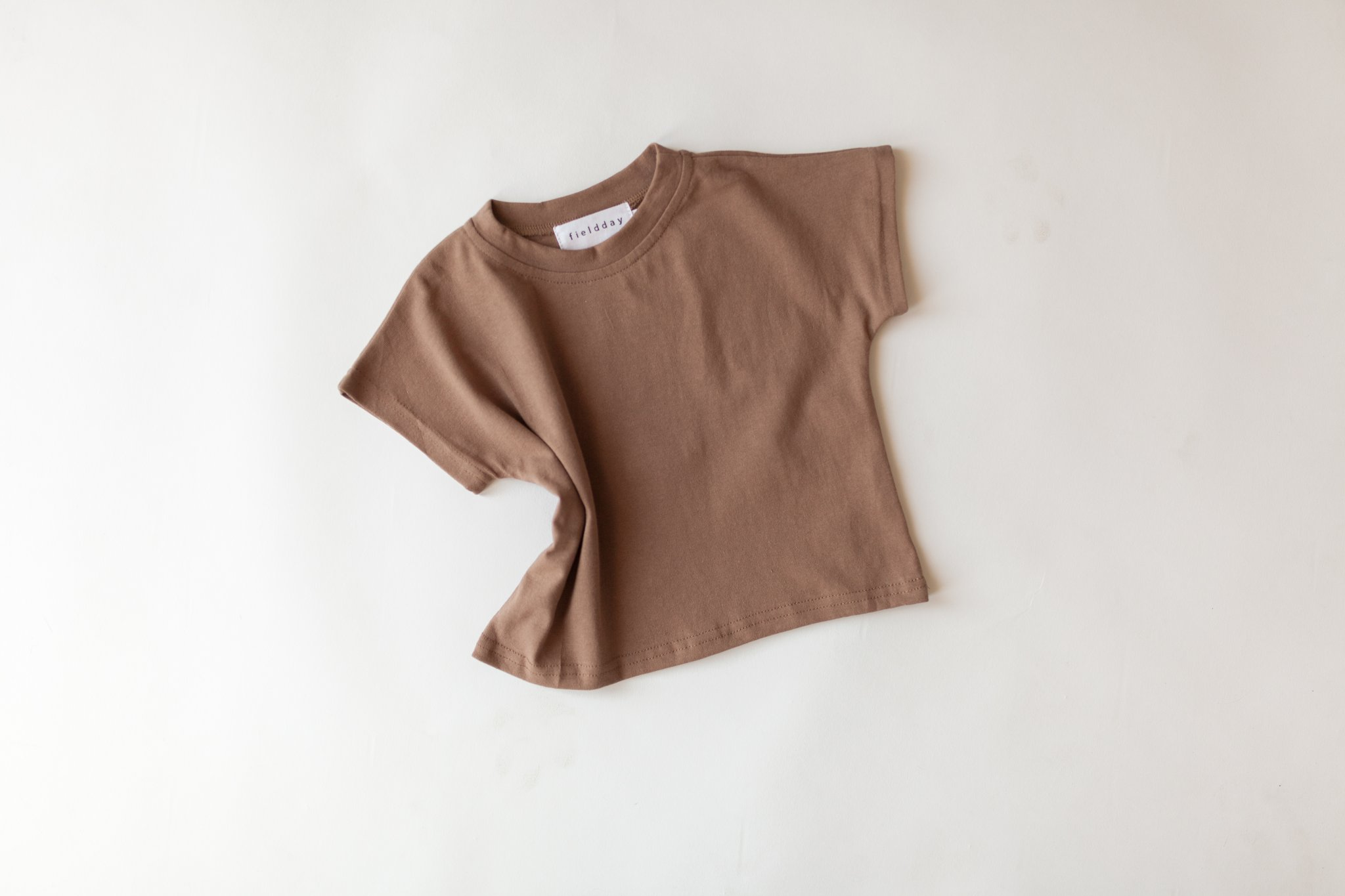 FIELDDAY Box shirt - Coral island & Fable -