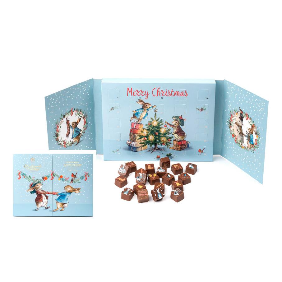Charbonnel et Walker (FORHÅNDSBETILLING) Julekalender Peter Rabbit