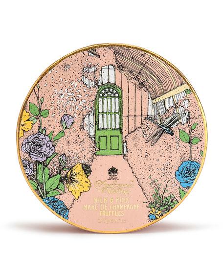 Charbonnel et Walker Summer house - Milk & Pink champagne truffles -