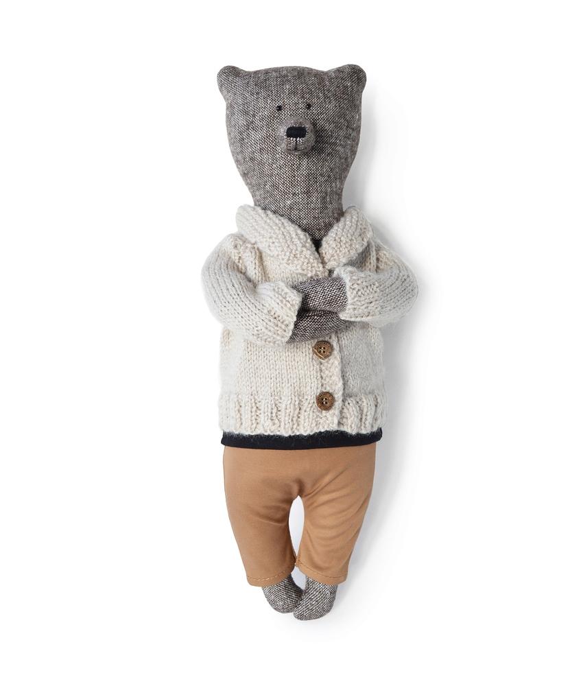 Philomena Kloss -Paul the bear-