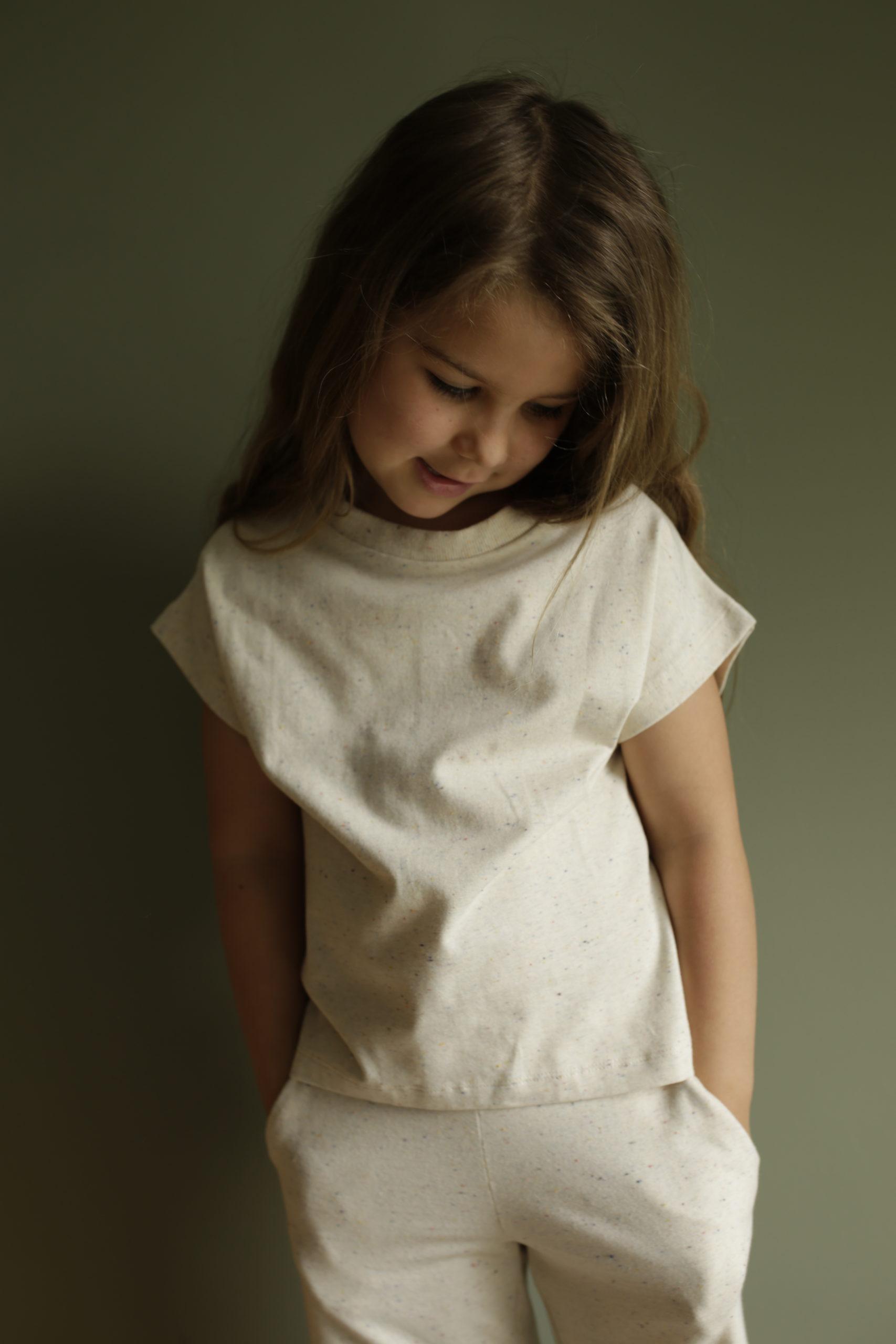 MONKIND Oversized tshirt -Confet -