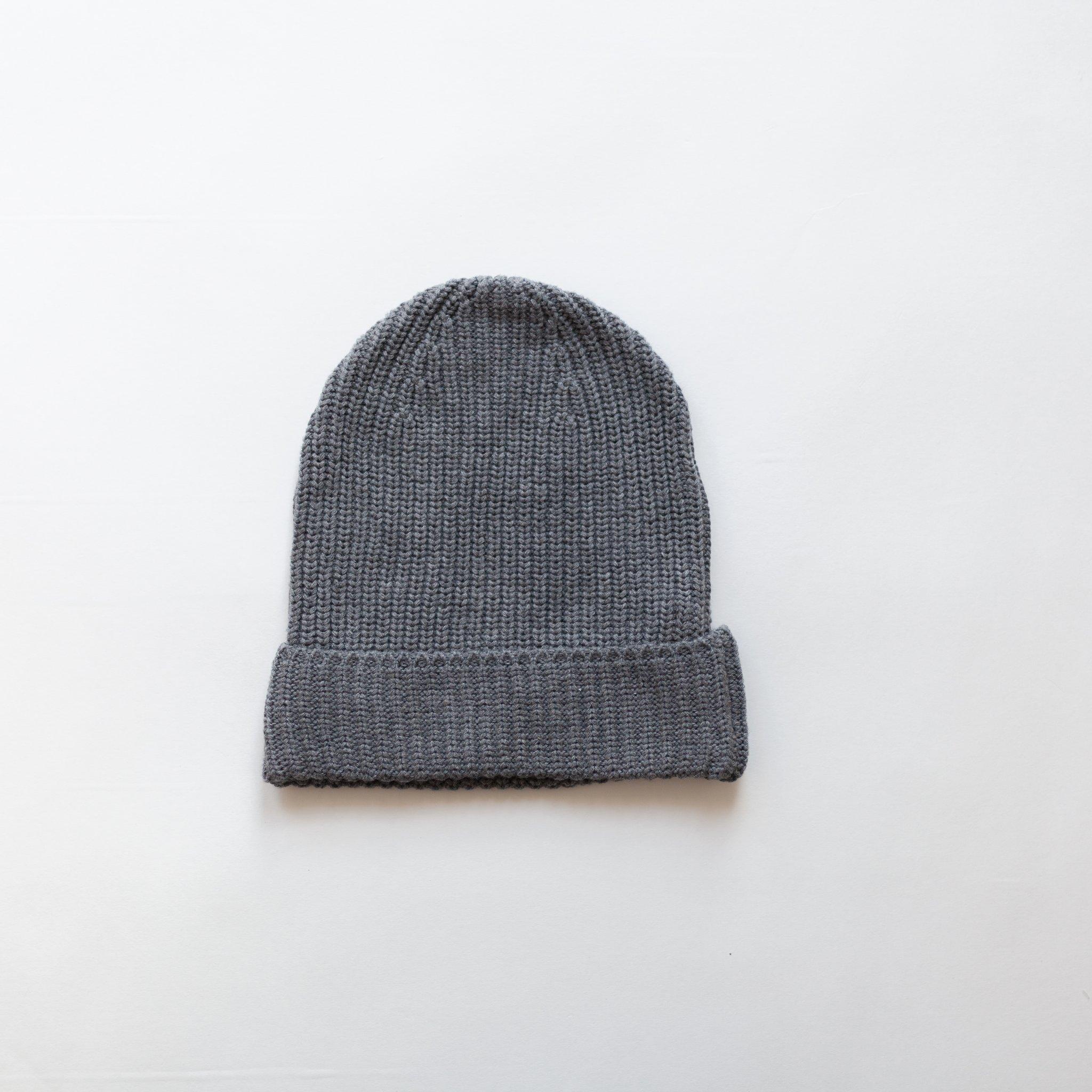 KINDLY (Tidligere Fieldday) Kids chunky knit beanie - 6 farger -