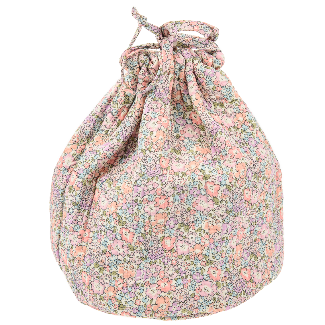 BON DEP Liberty pouch rund - Michelle pink -