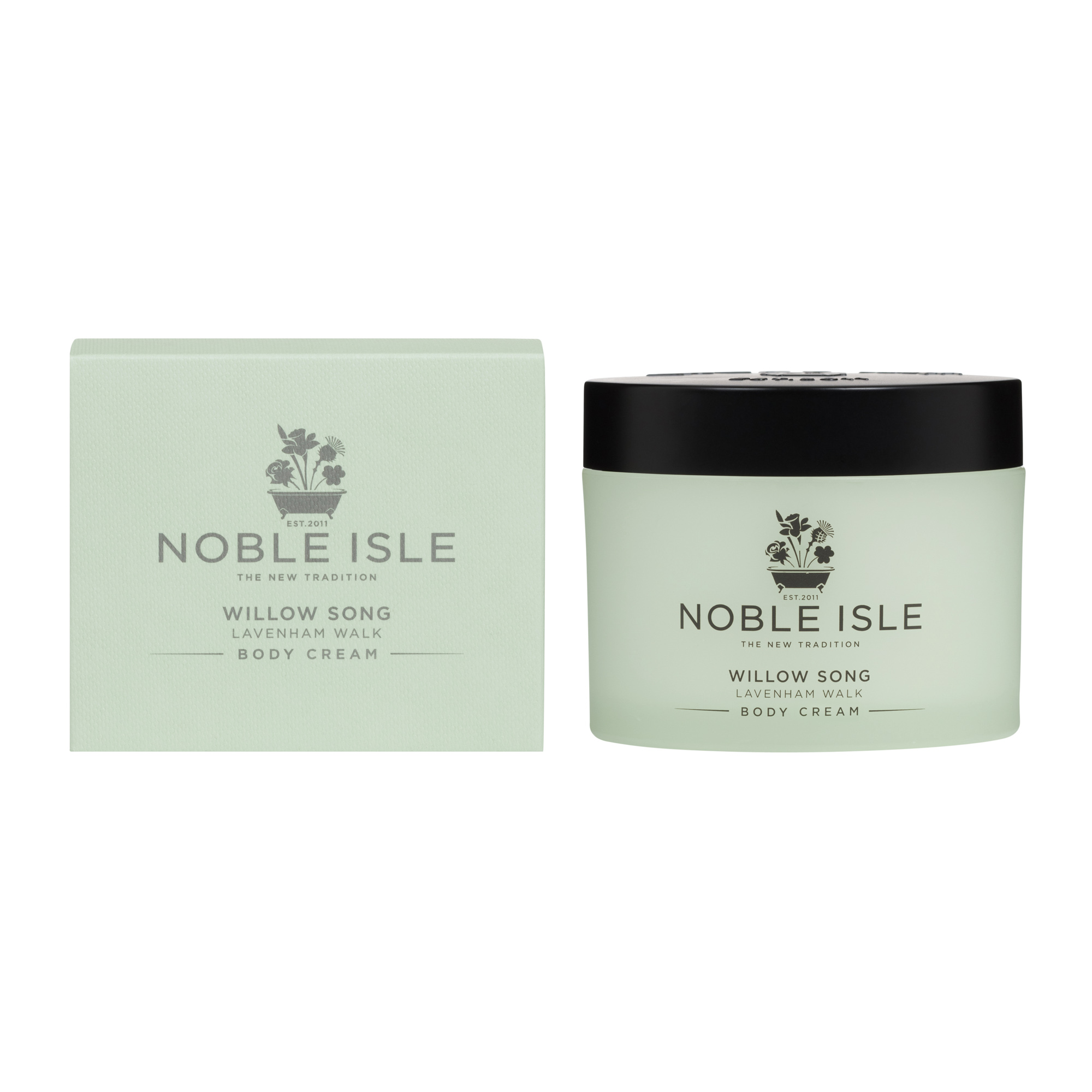 Noble Isle Body cream Willow song