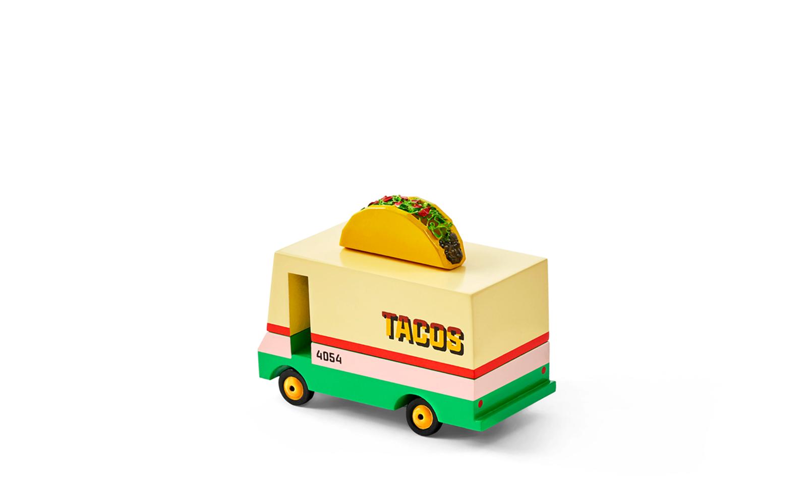 CANDYLAB Candy van - Taco van -