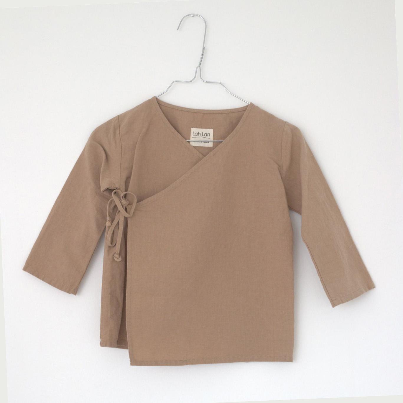 Lah Lan Pure blouse - Tofe -