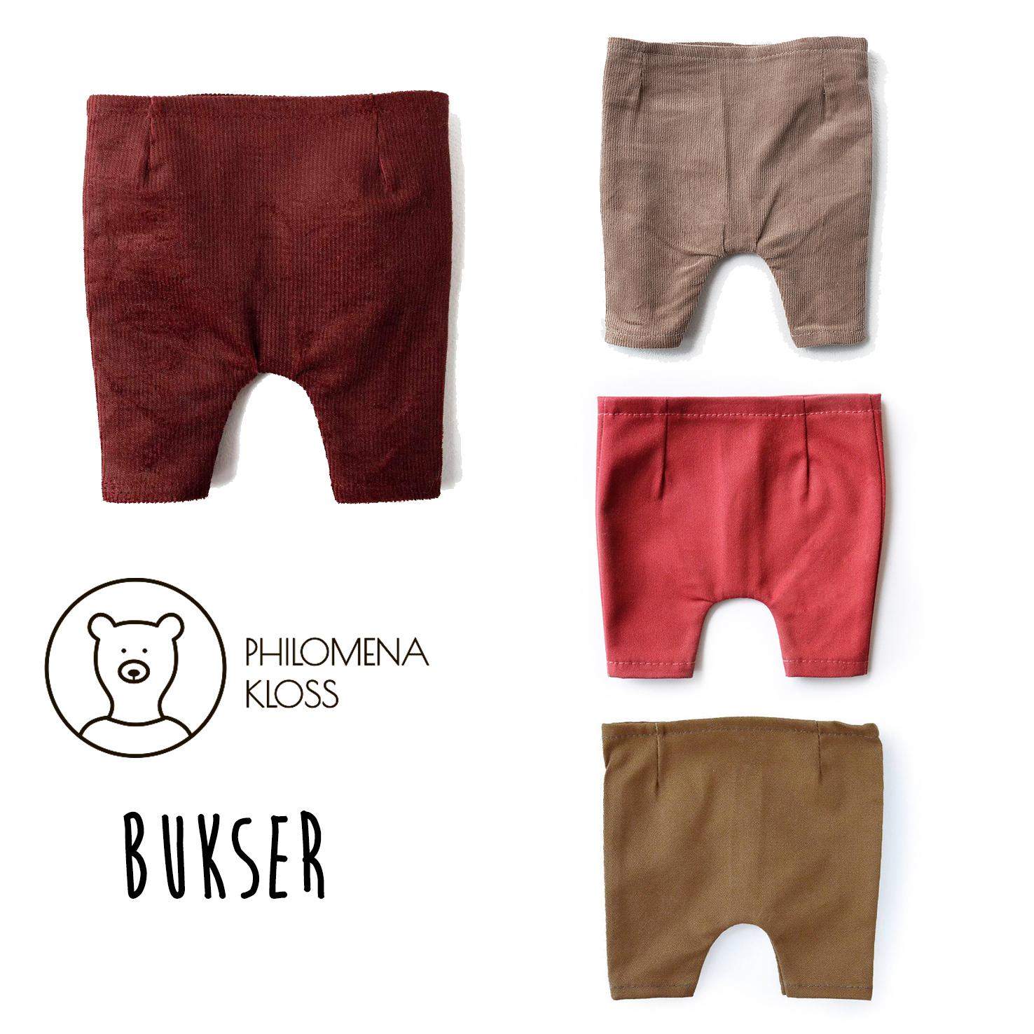 Philomena Kloss klær - bukser -