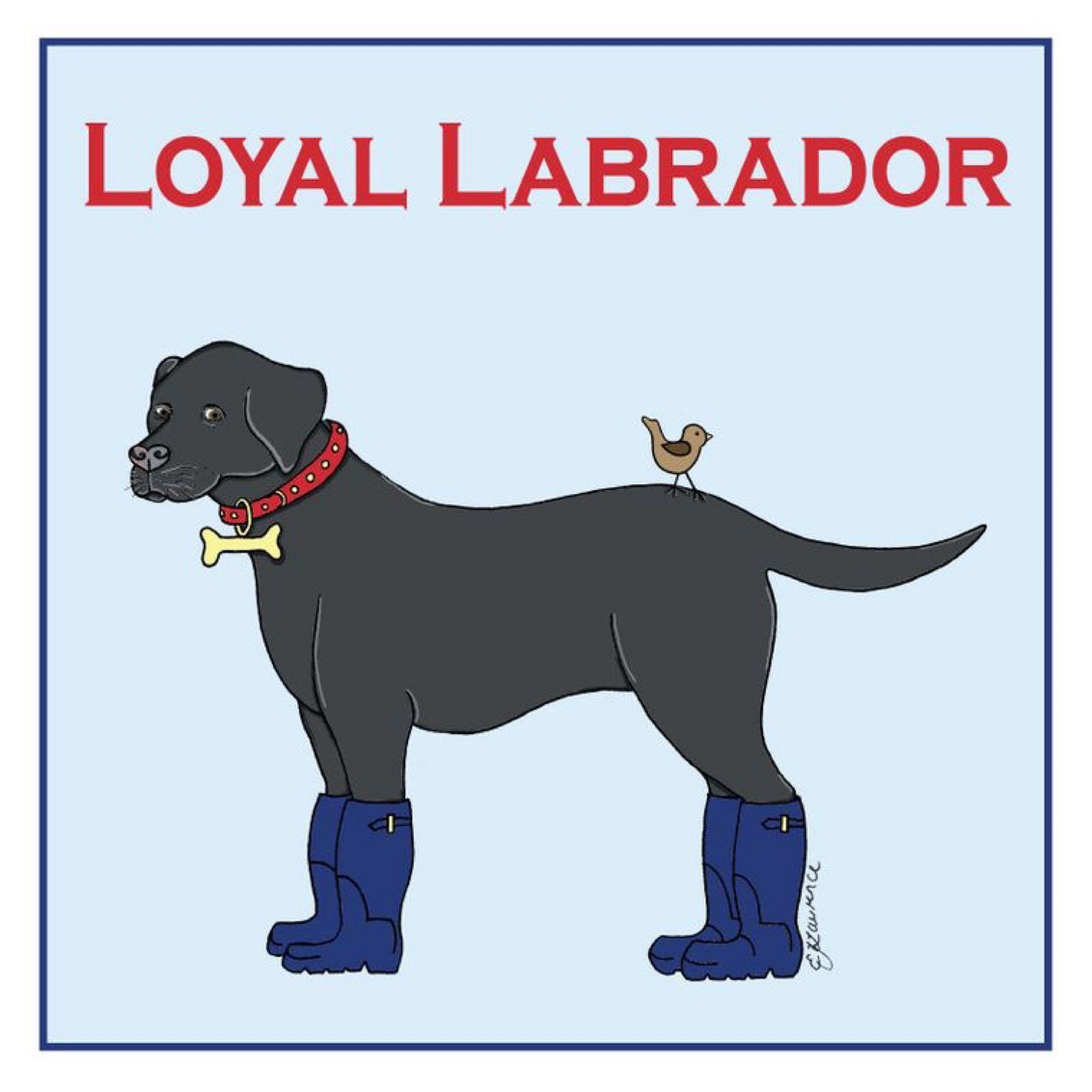 Loyal Lab - Black Card