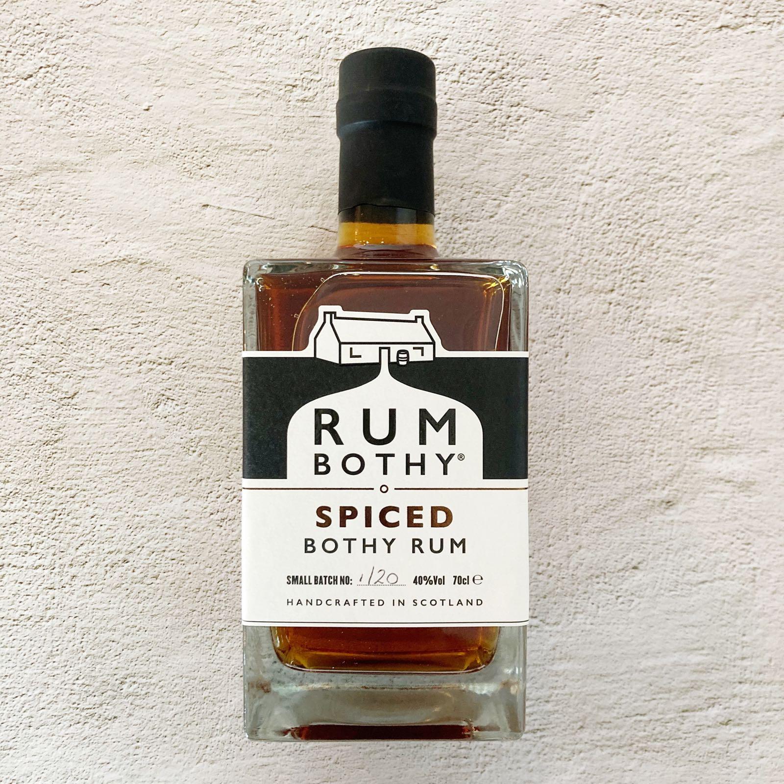 Spiced Rum Bothy