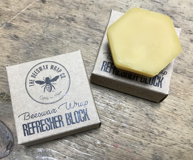 Beeswax Refresher Block