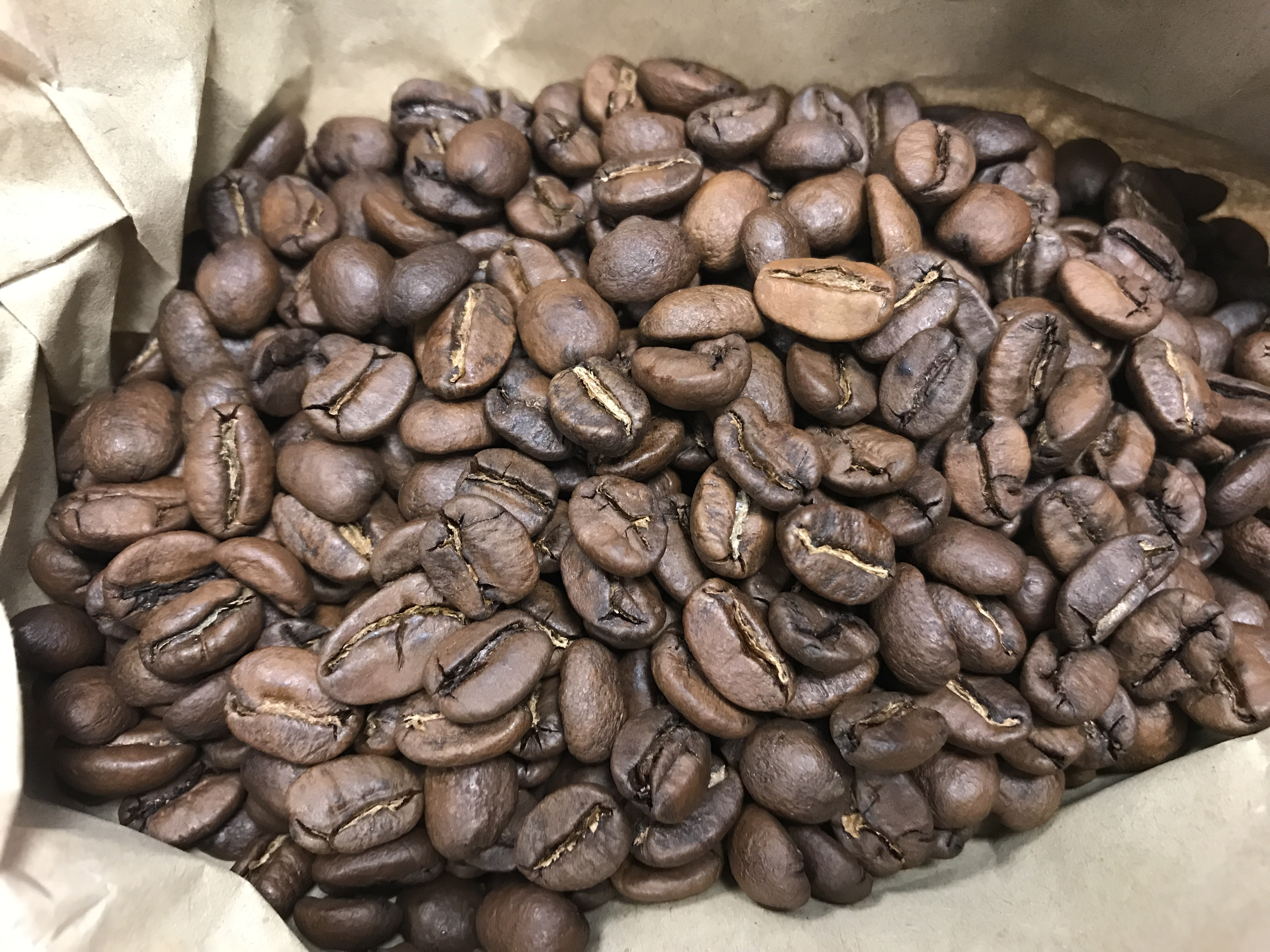 Black Gold No3 - Whole Bean Coffee