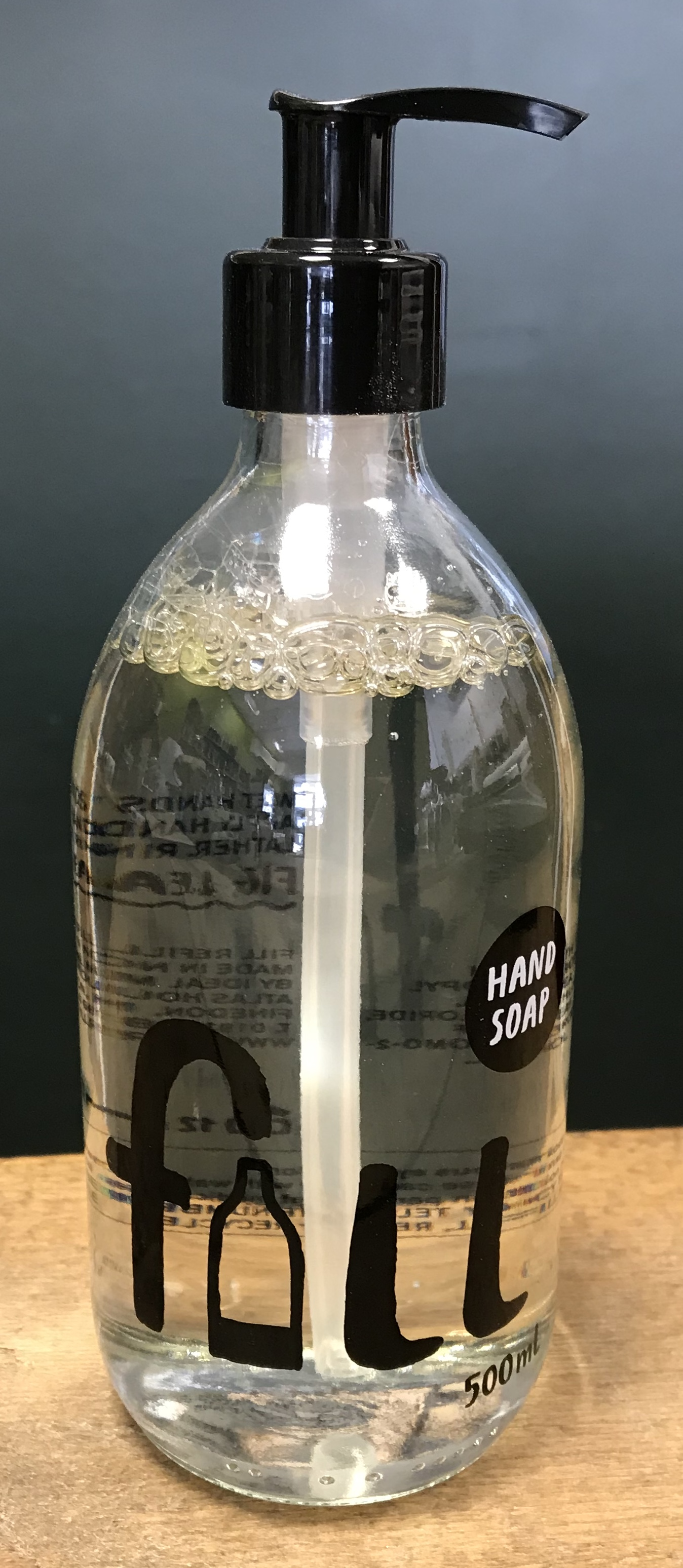 Hand Soap 500ml Bottle