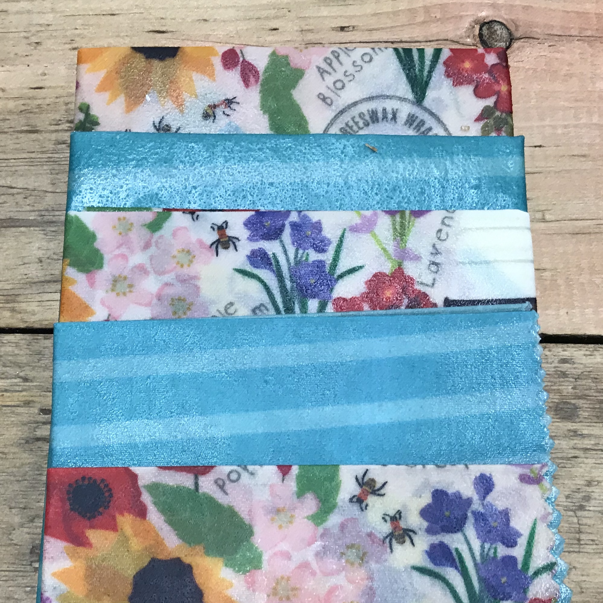 Beeswax Wraps - Large
