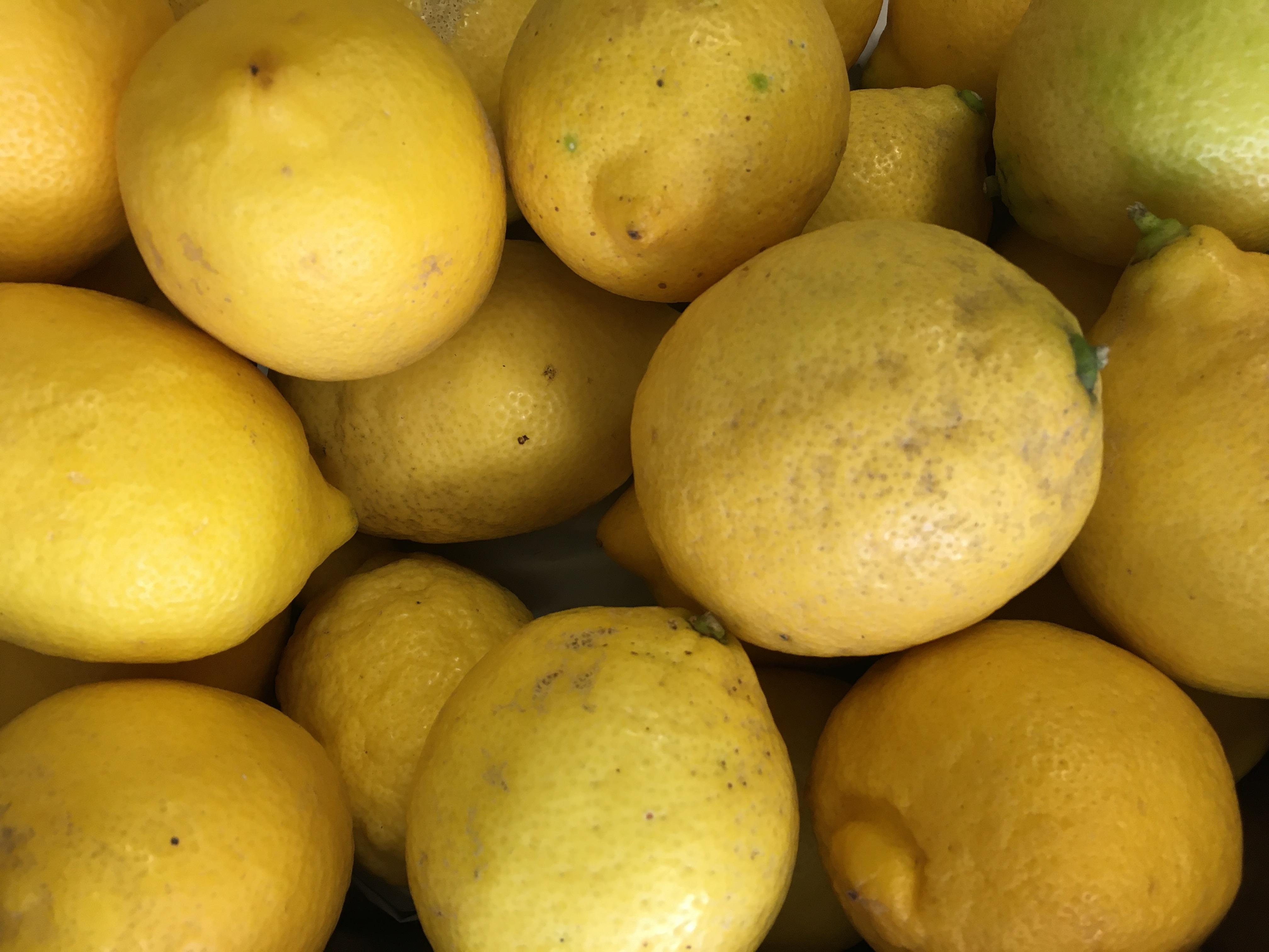 Organic Lemons (Reduced)