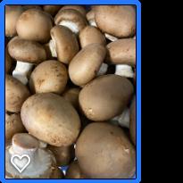 Organic Chestnut Mushroom