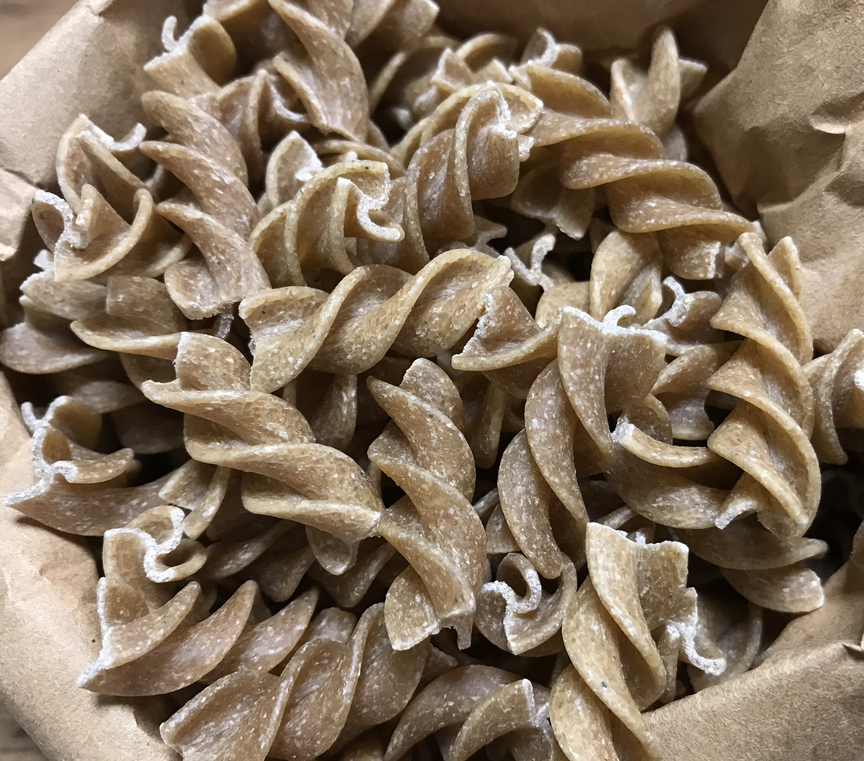 Organic Wholemeal Durum Wheat Pasta