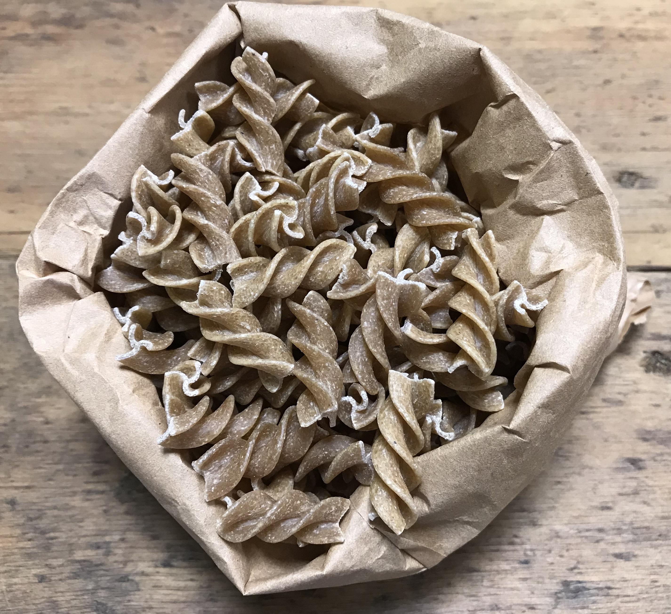 Organic Wholemeal Durum Wheat Pasta