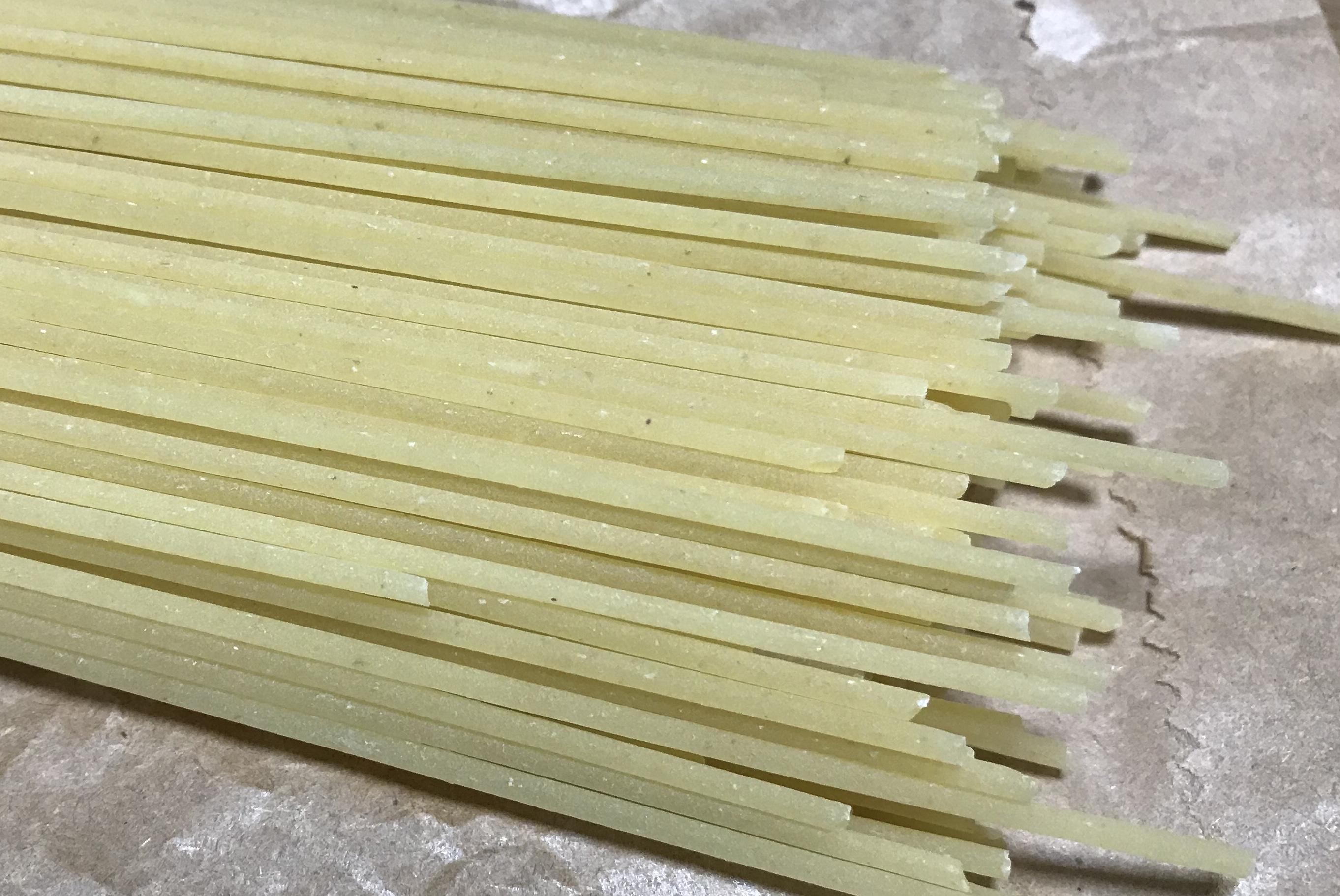 Organic White Durum Wheat Pasta
