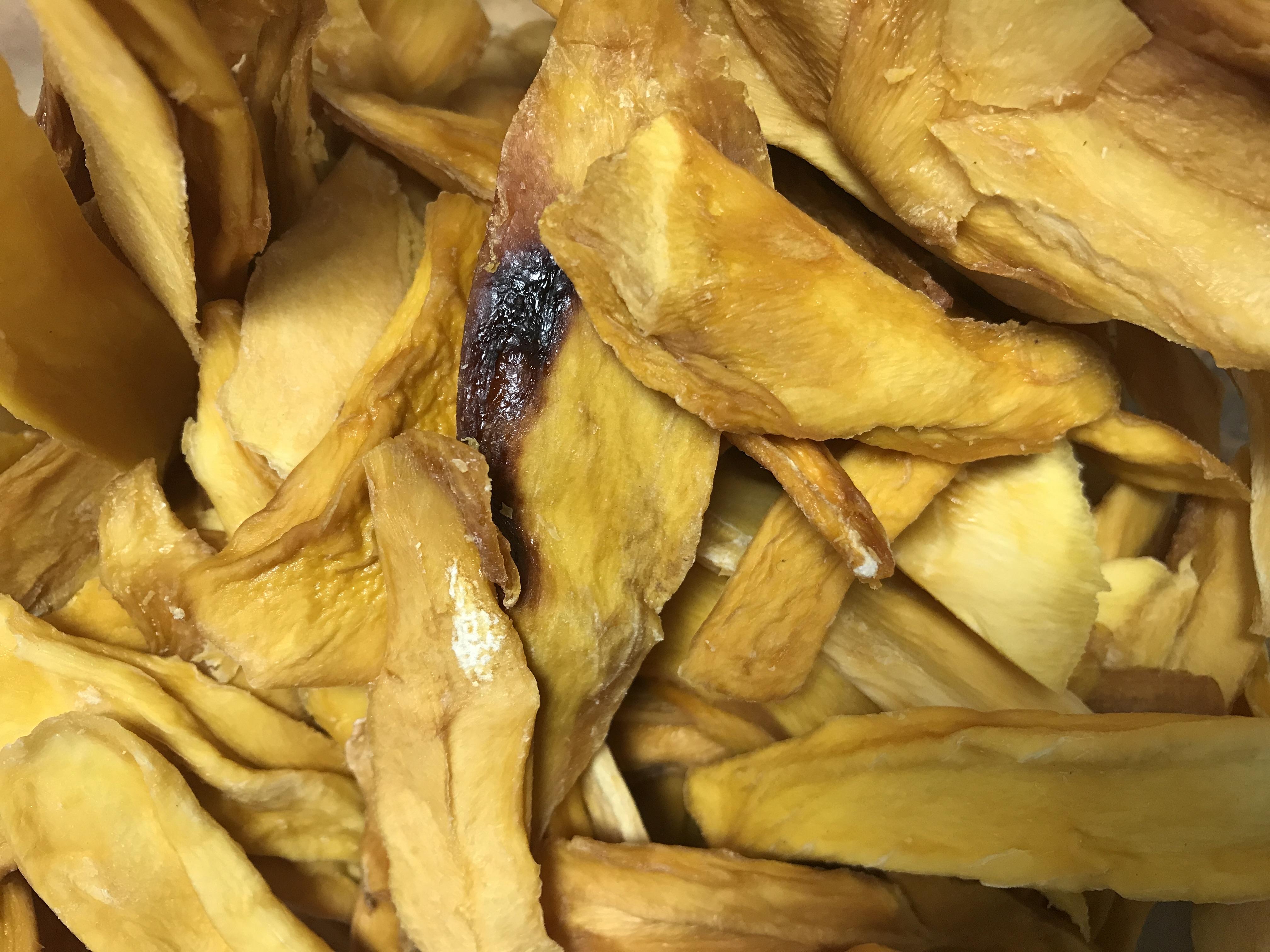 Organic Mango Pieces