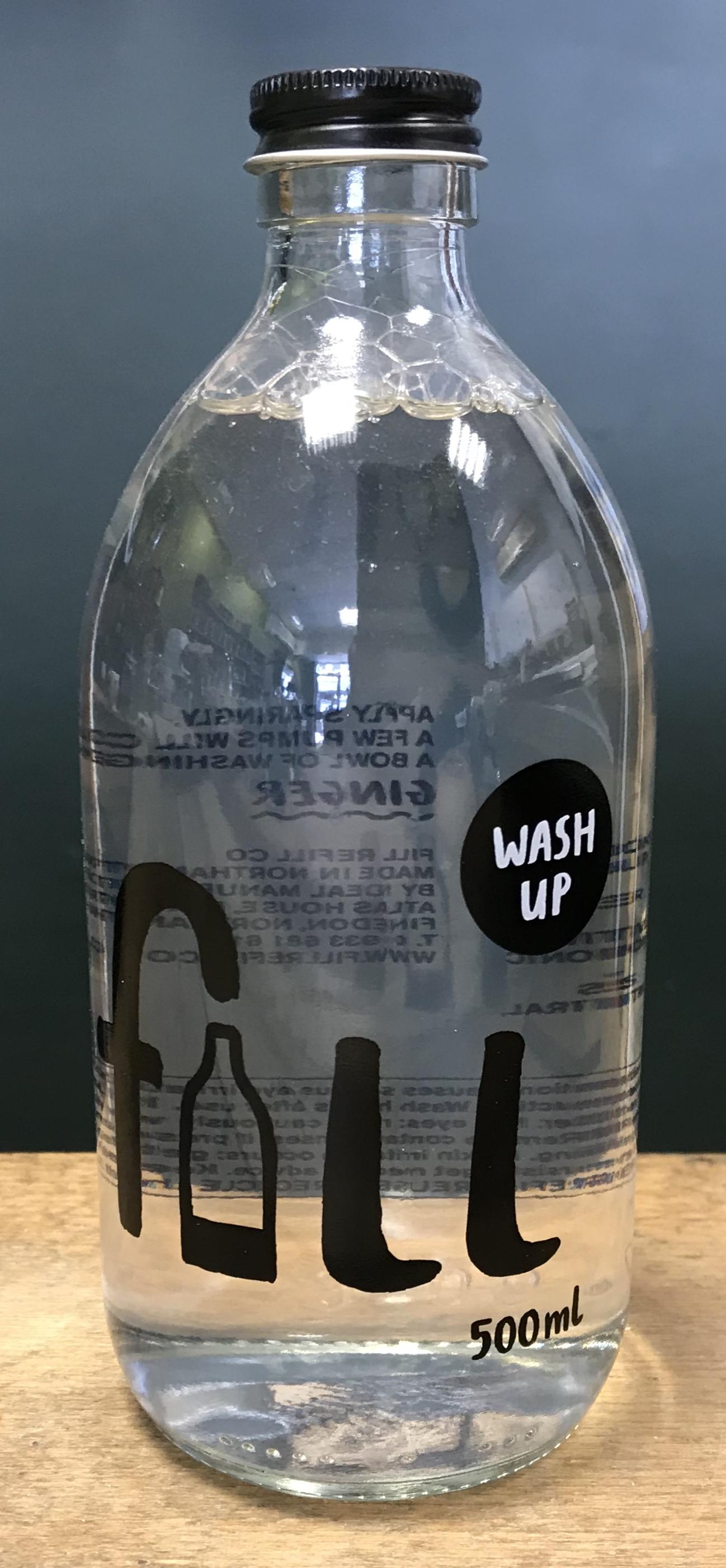 Wash Up 500ml Bottle