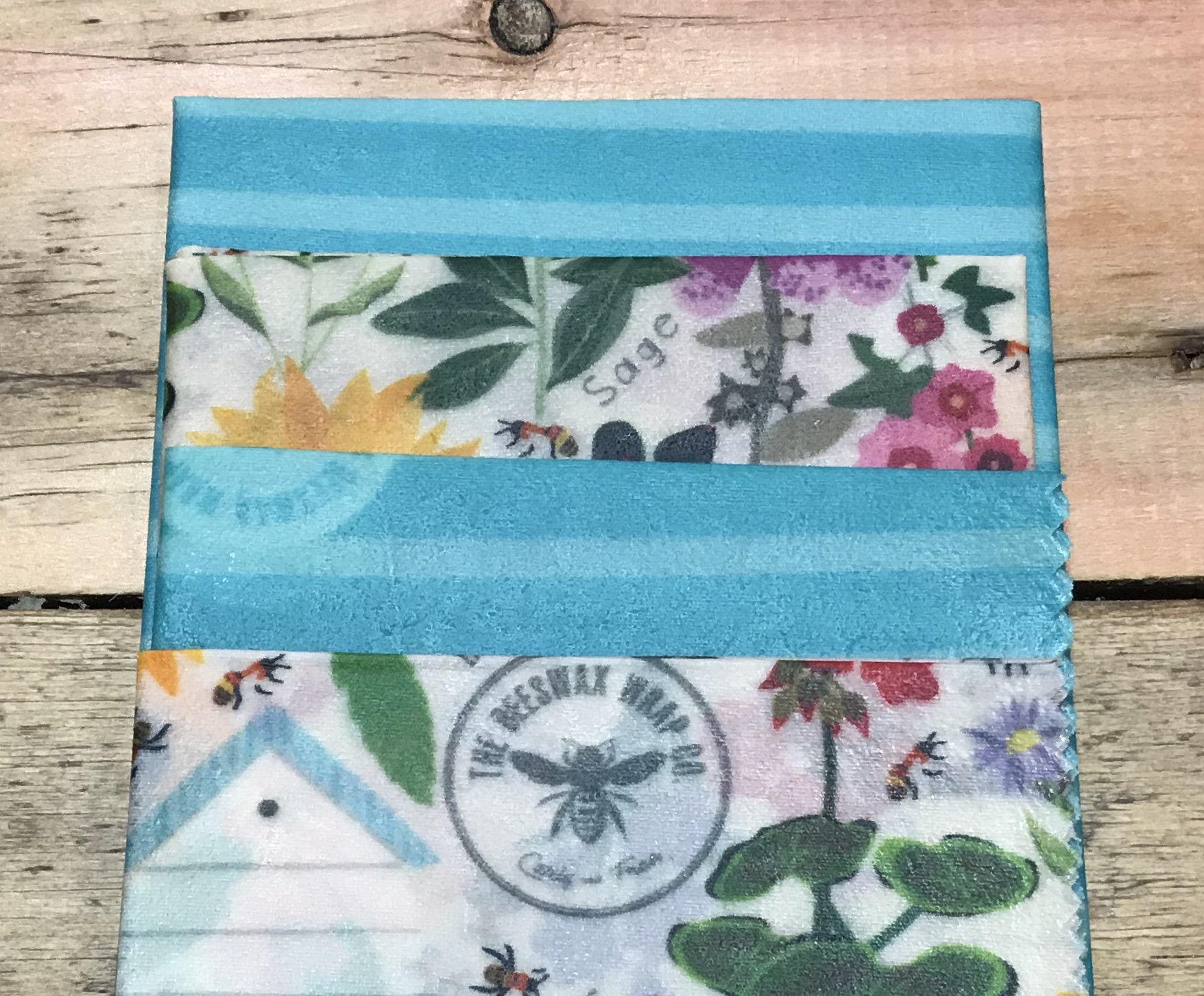 Beeswax Wraps - Lunch
