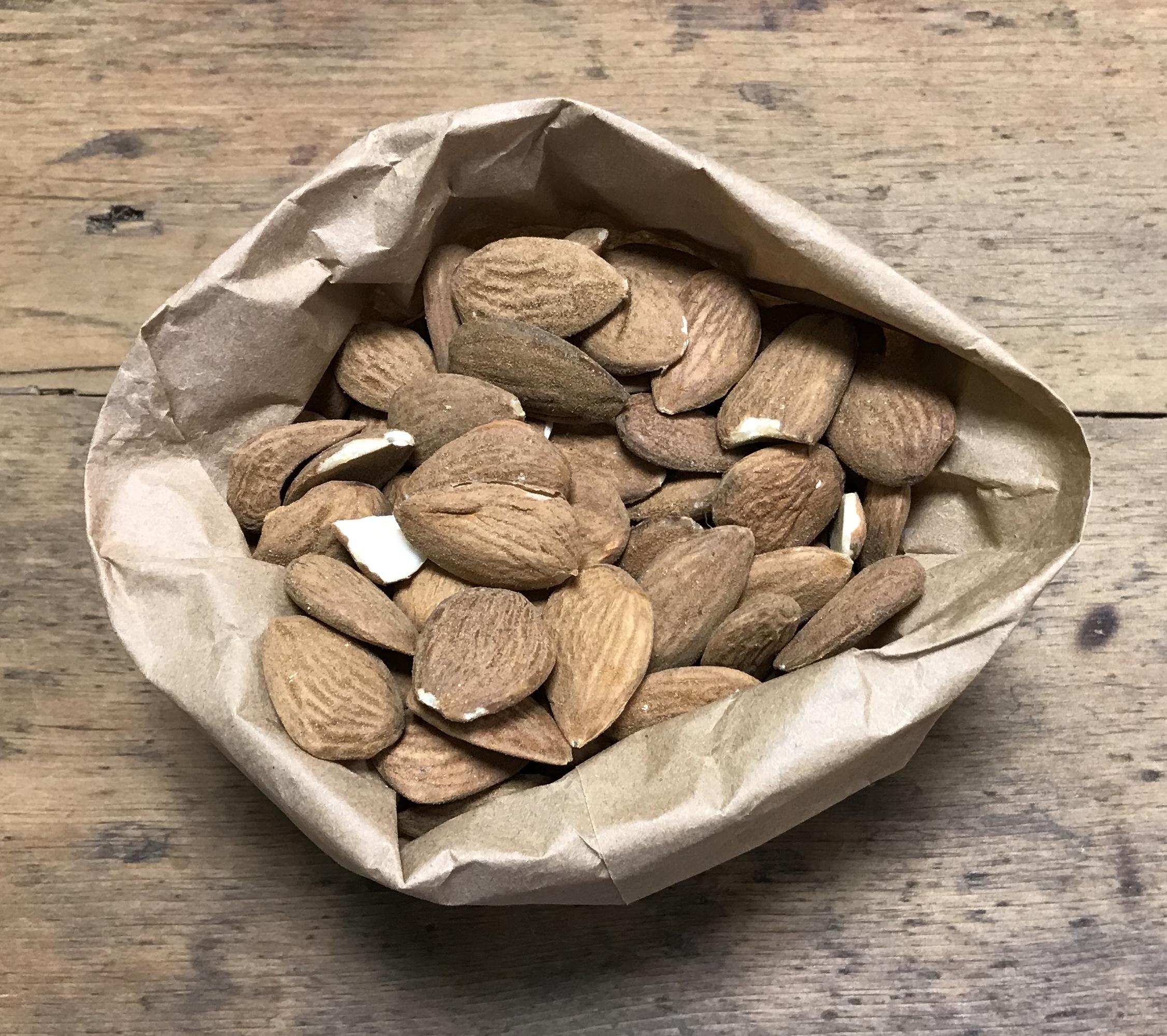 Organic Almonds*