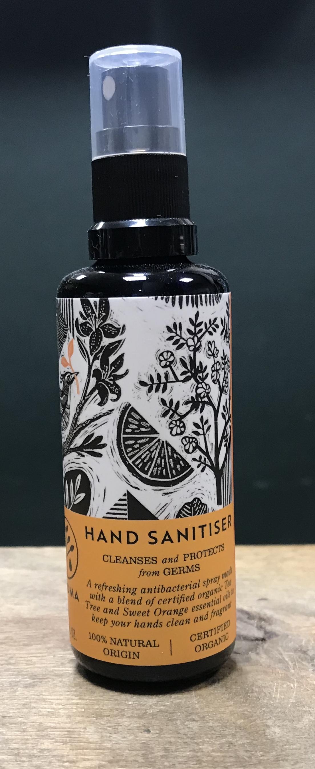 Haoma Organic Hand Sanitiser 50ml