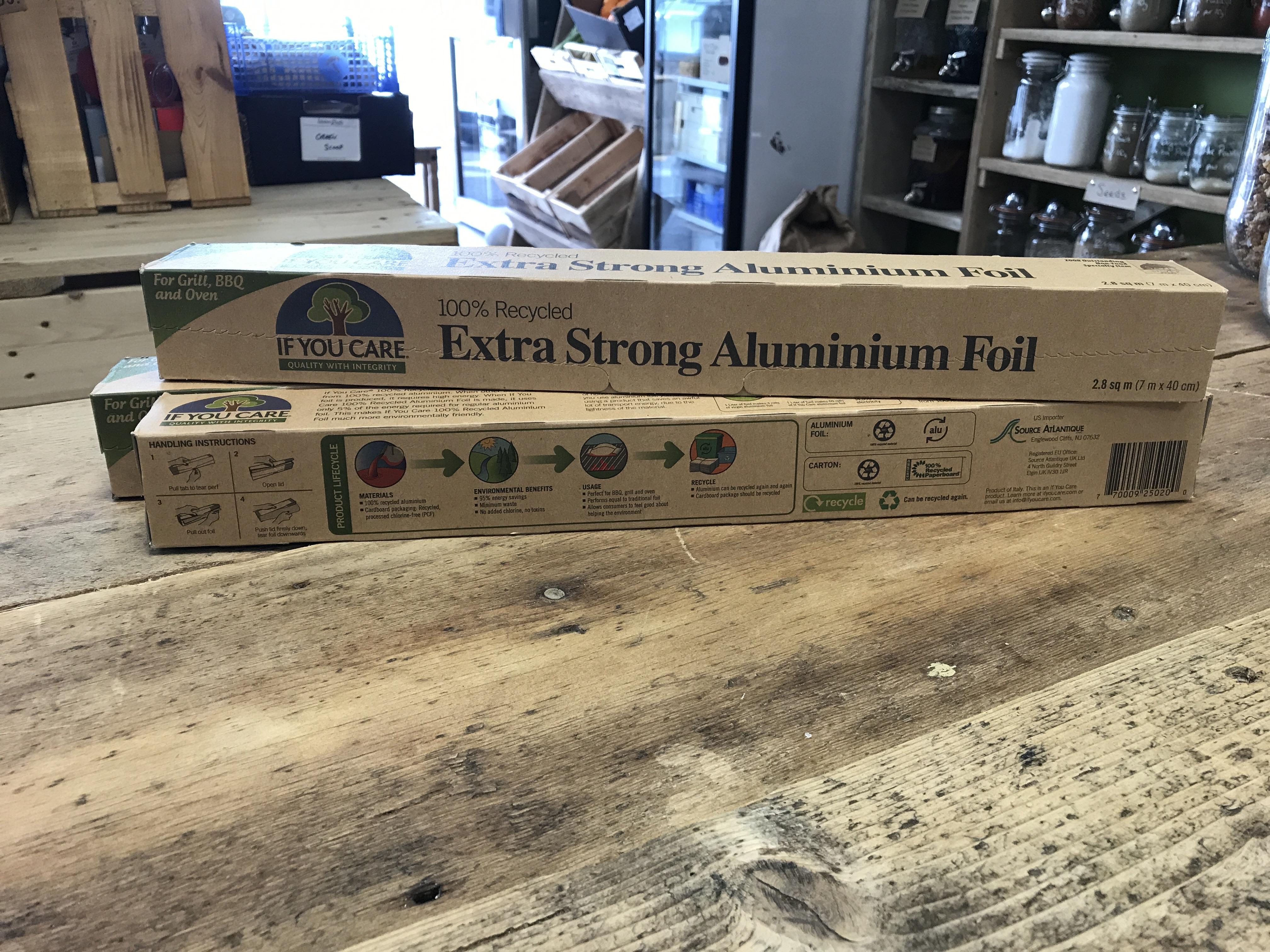 Extra Strong Aluminium Foil