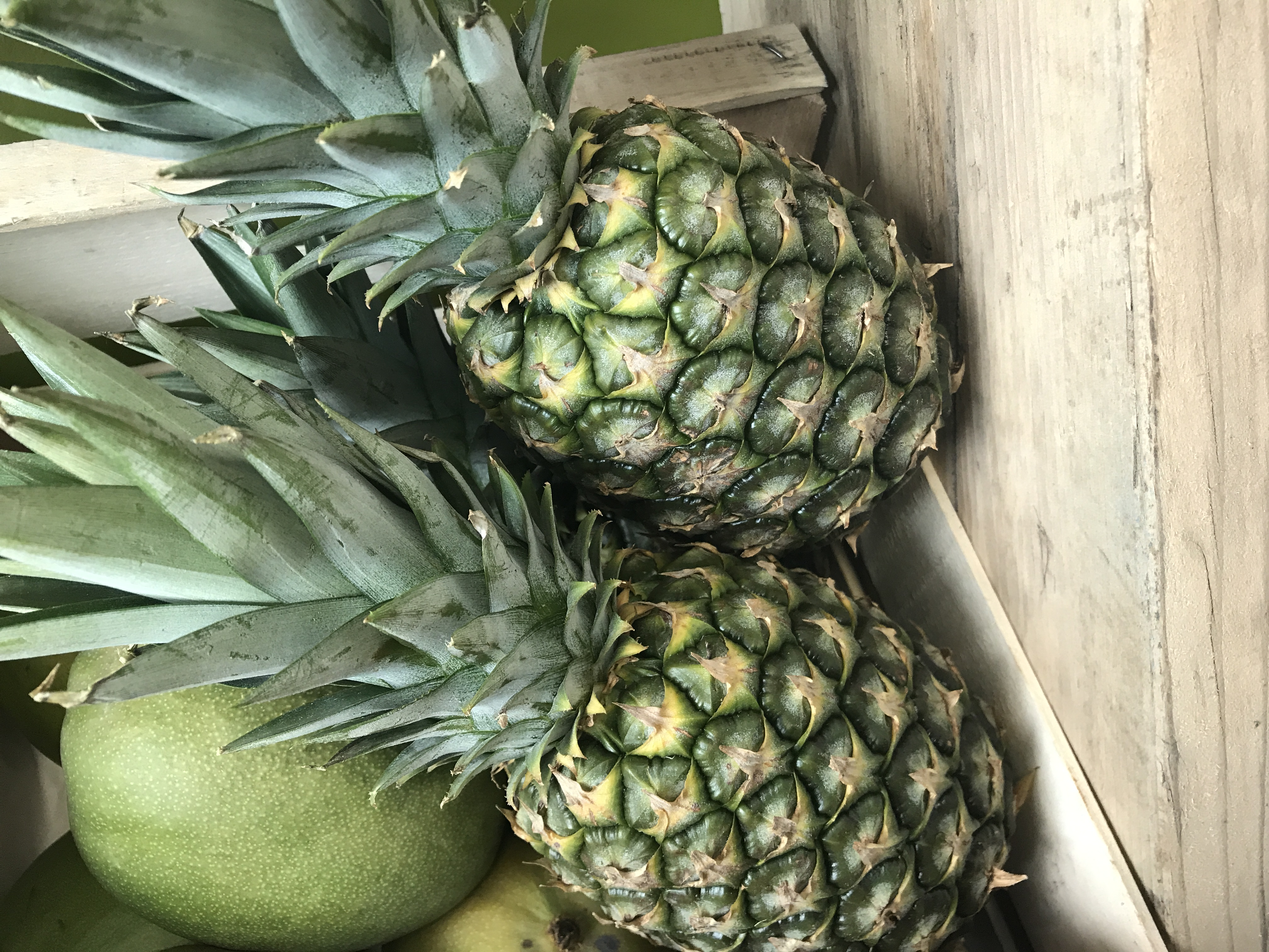 Organic Pineapple - REDUCED