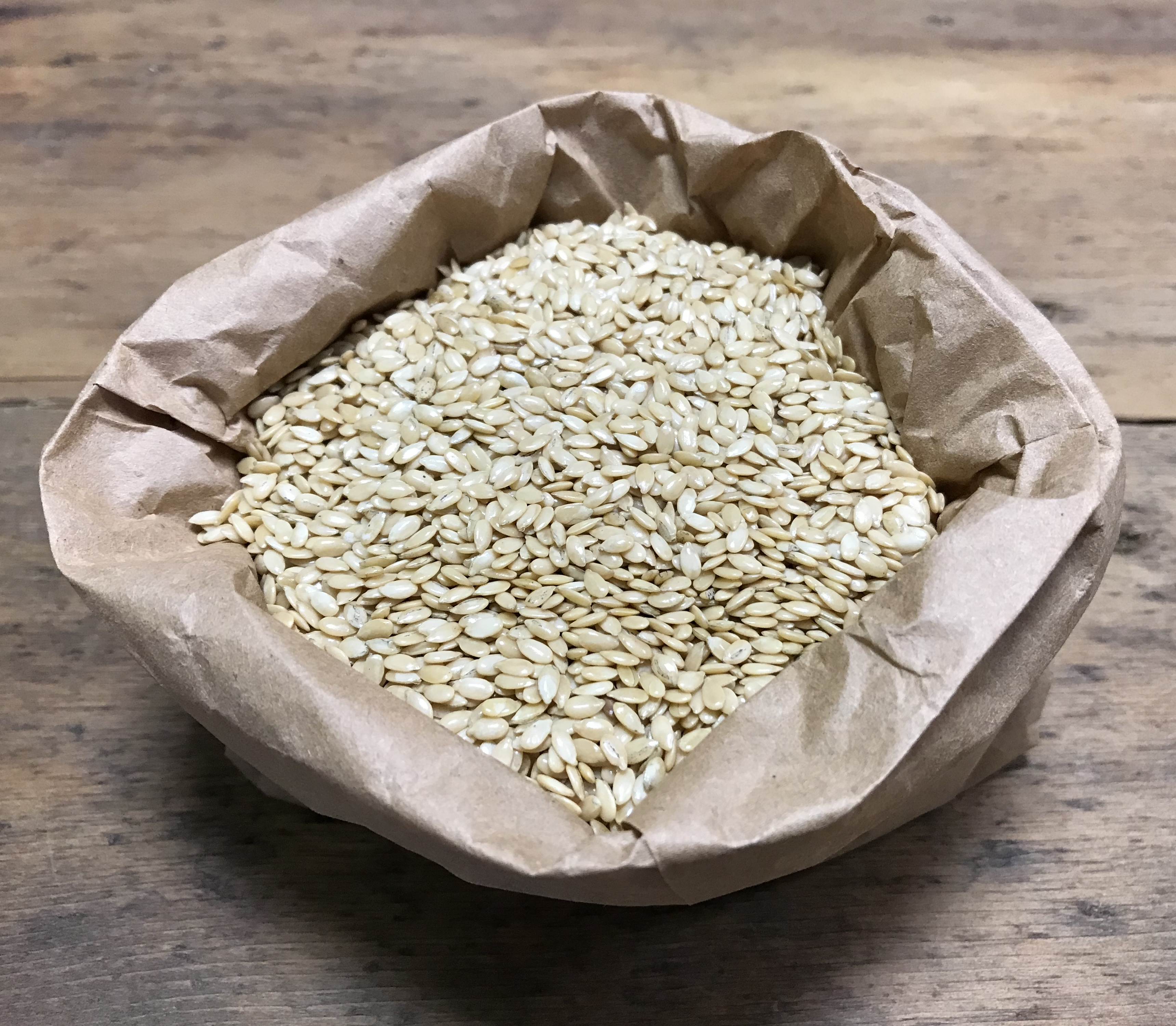 Organic Gold Linseed
